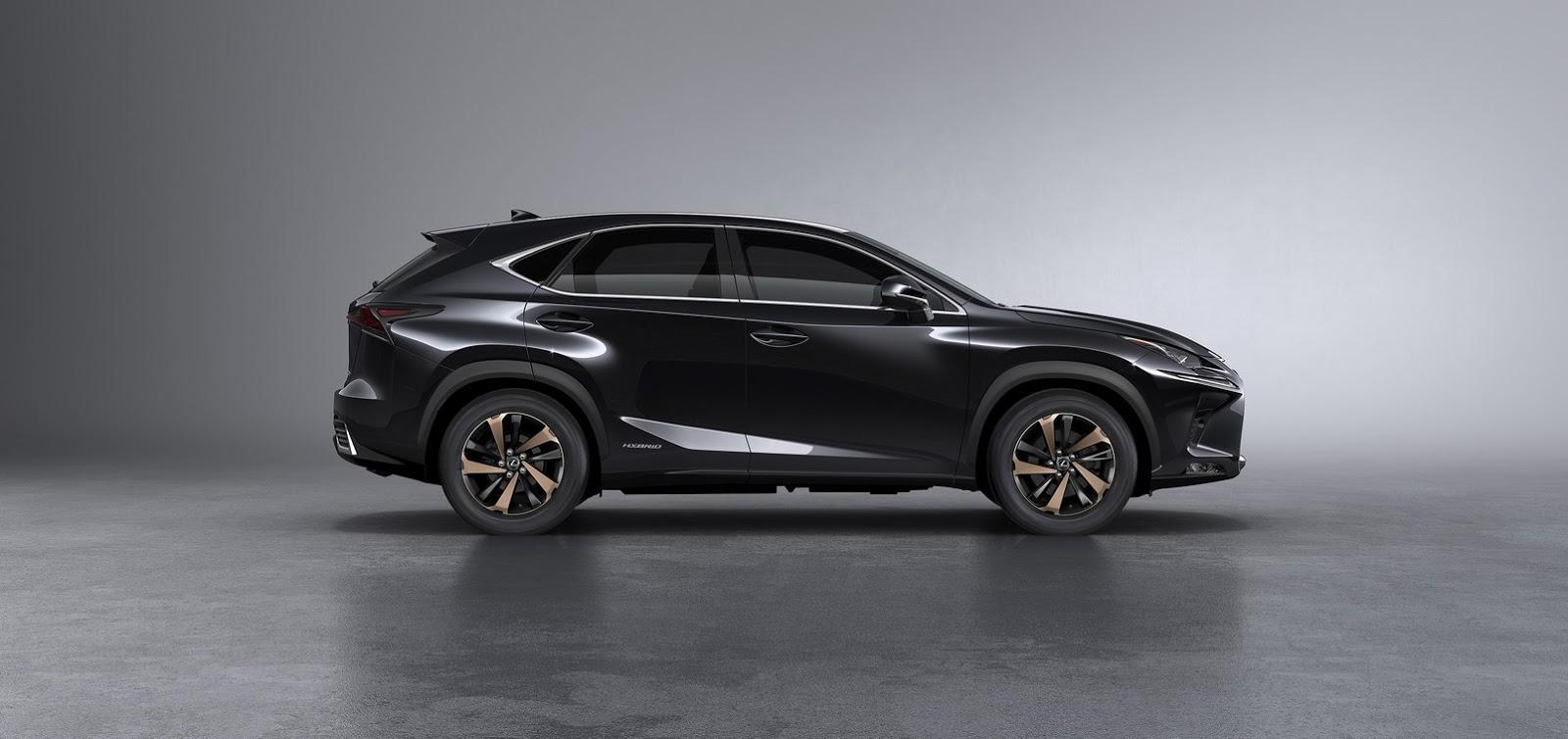 Lexus NX facelift 2018 (8)