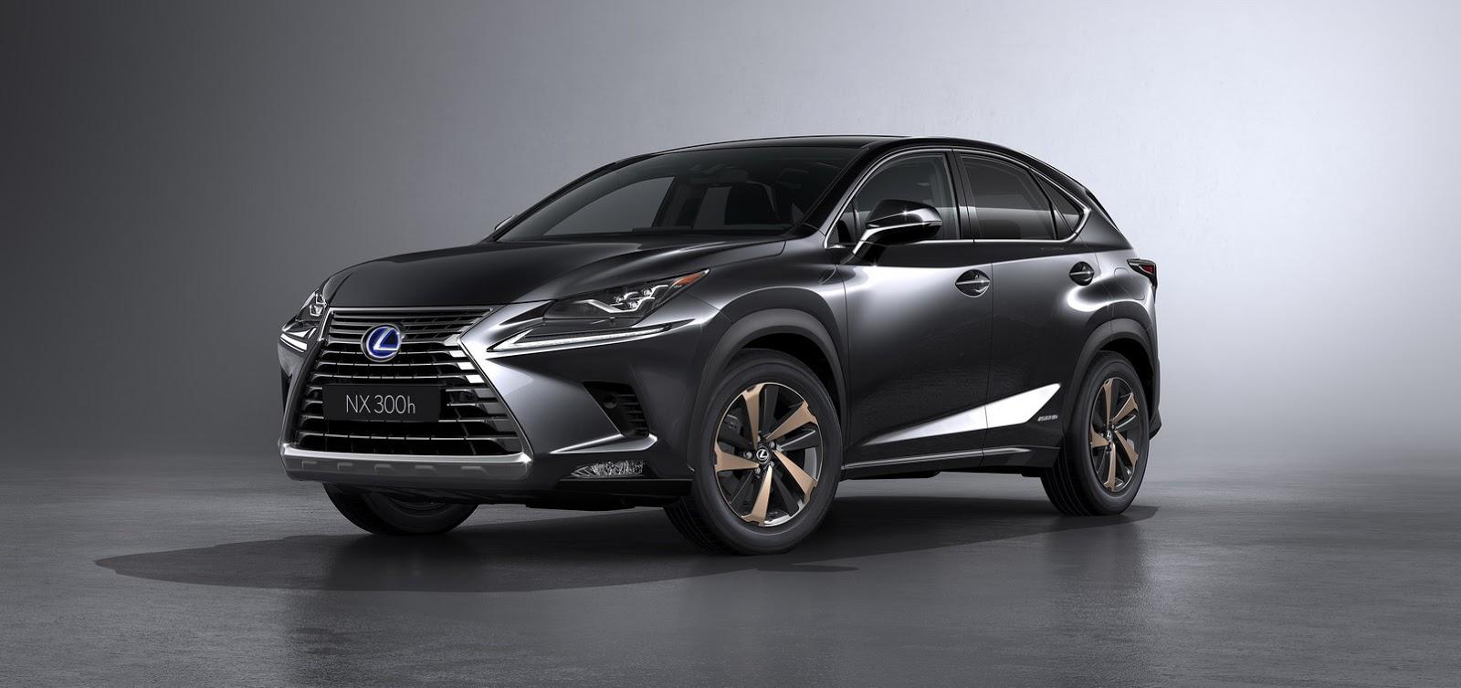 Lexus NX facelift 2018 (9)