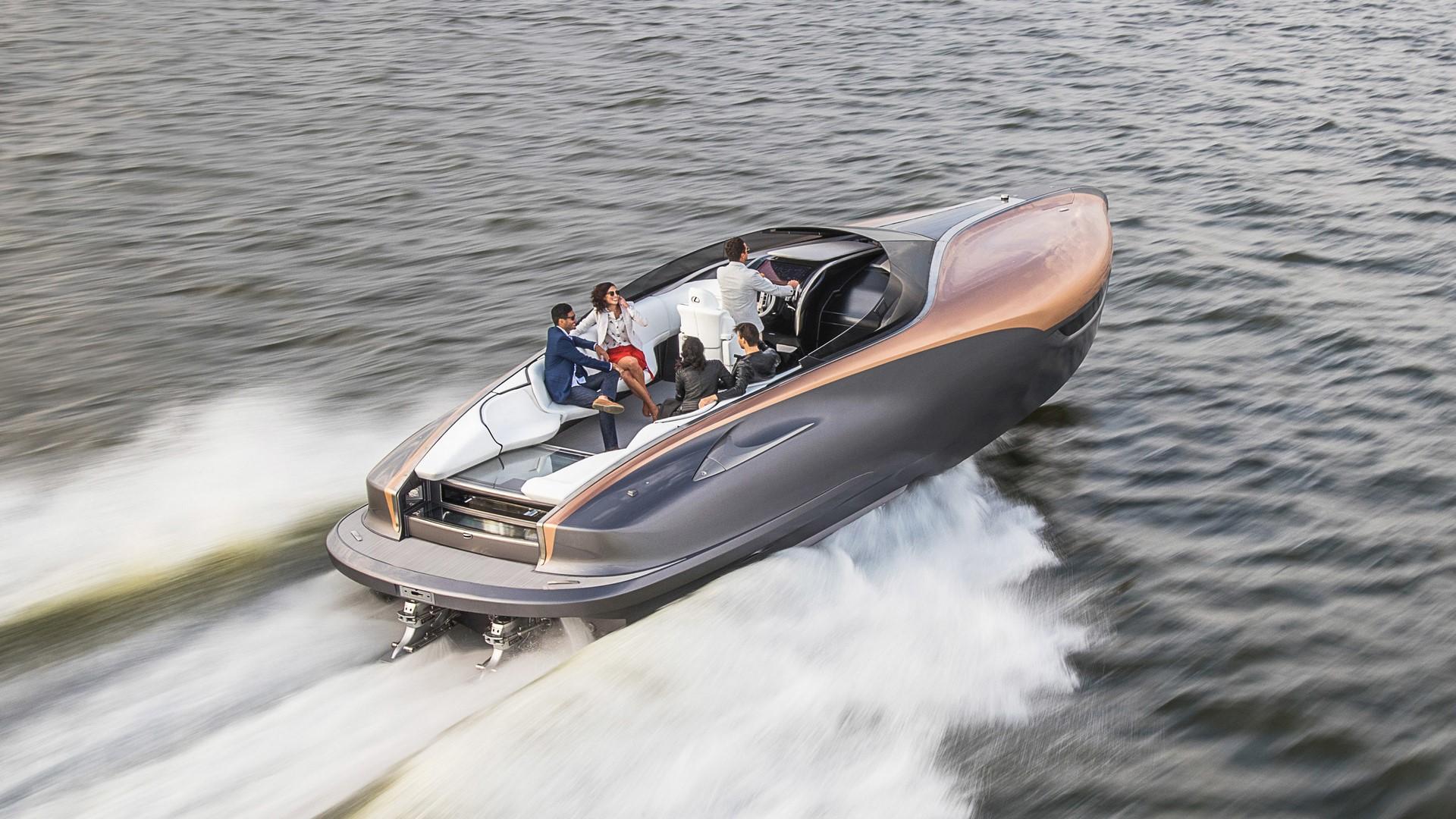 Lexus Sport Yacht Concept (4)
