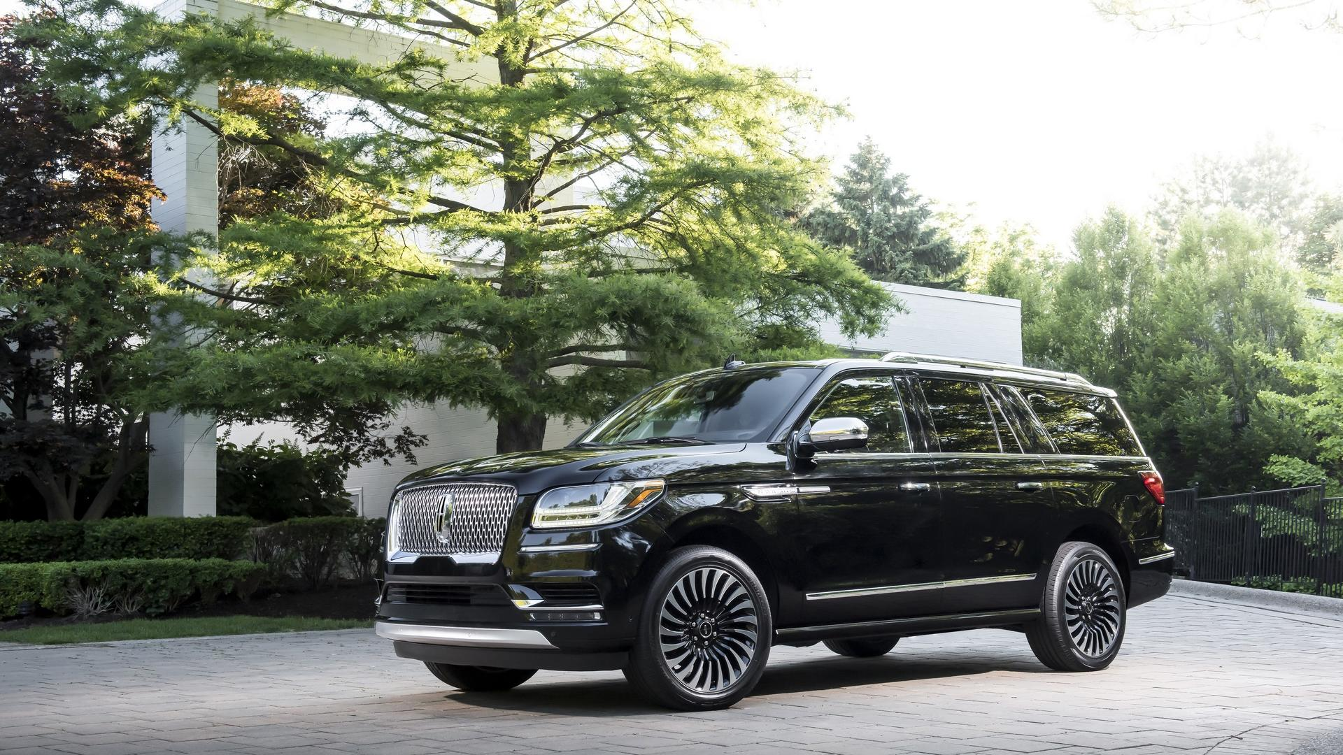 Lincoln Navigator Black Label  Photo: James Lipman / jameslipman.com
