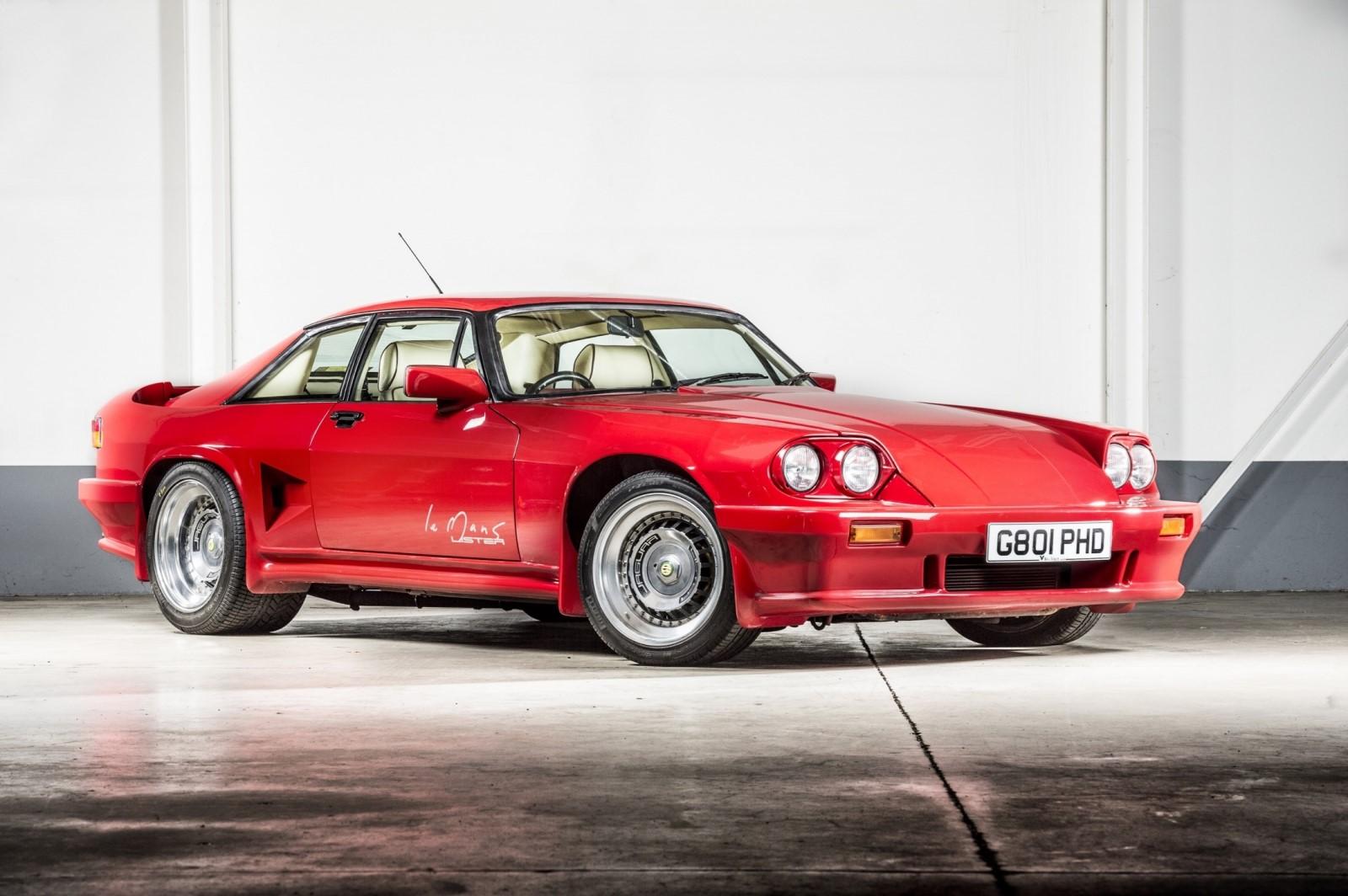 Lister Jaguar XJS 7.0 Le Mans Coupe for sale (1)
