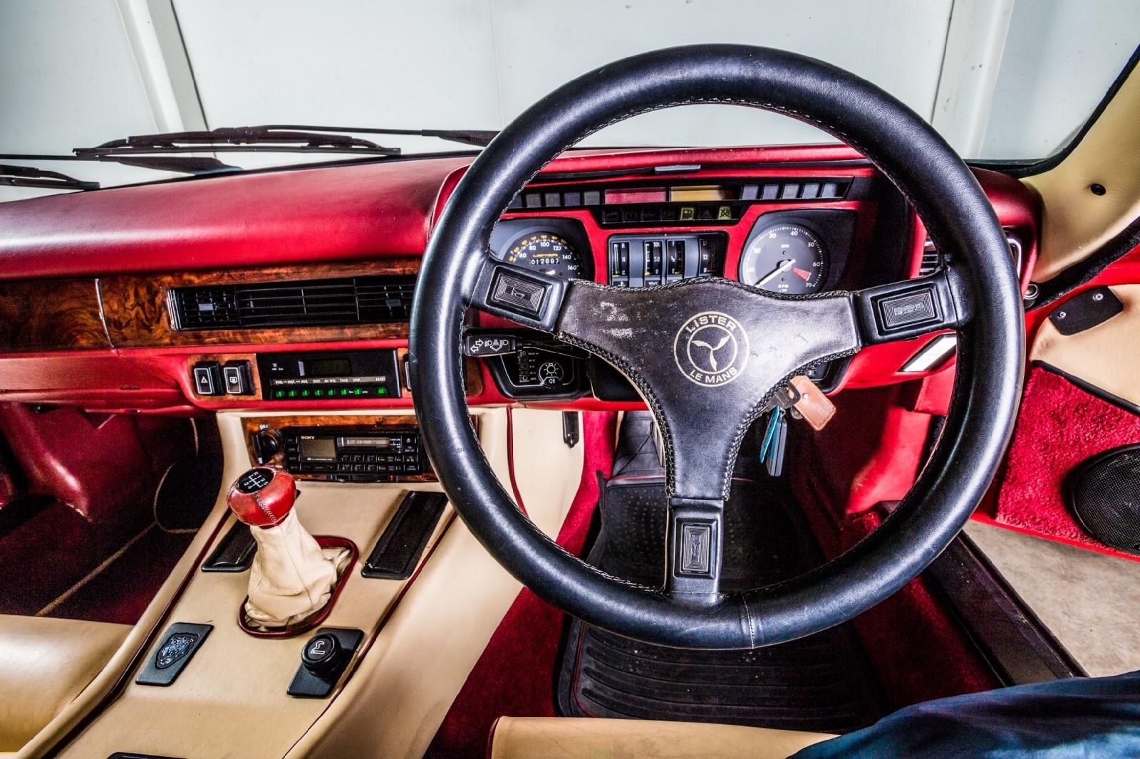 Lister Jaguar XJS 7.0 Le Mans Coupe for sale (10)