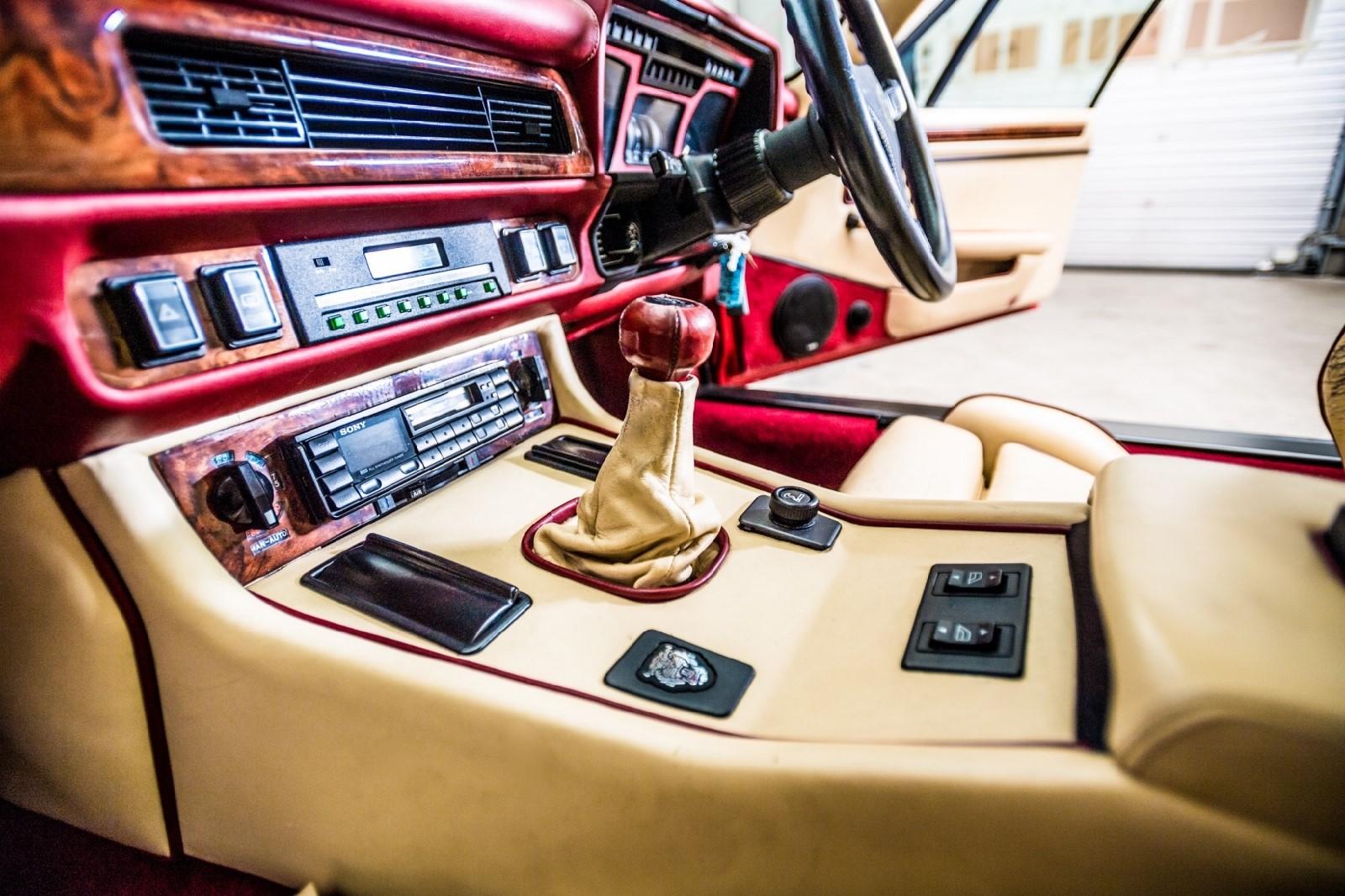 Lister Jaguar XJS 7.0 Le Mans Coupe for sale (14)