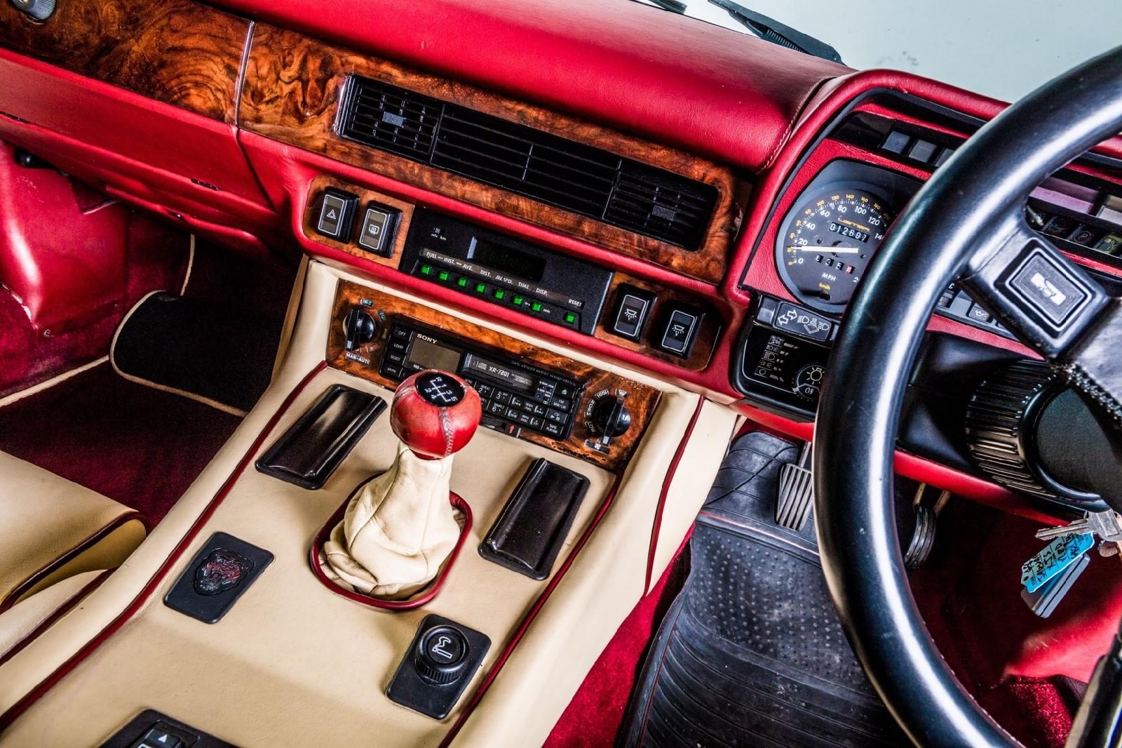 Lister Jaguar XJS 7.0 Le Mans Coupe for sale (15)