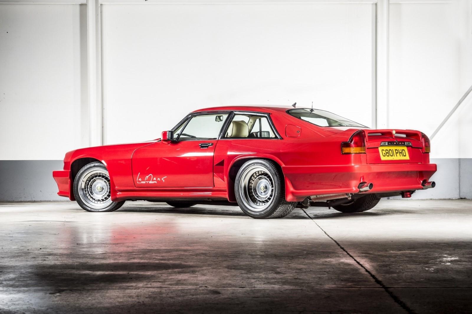 Lister Jaguar XJS 7.0 Le Mans Coupe for sale (2)