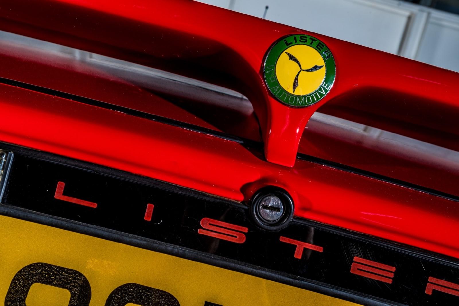 Lister Jaguar XJS 7.0 Le Mans Coupe for sale (20)