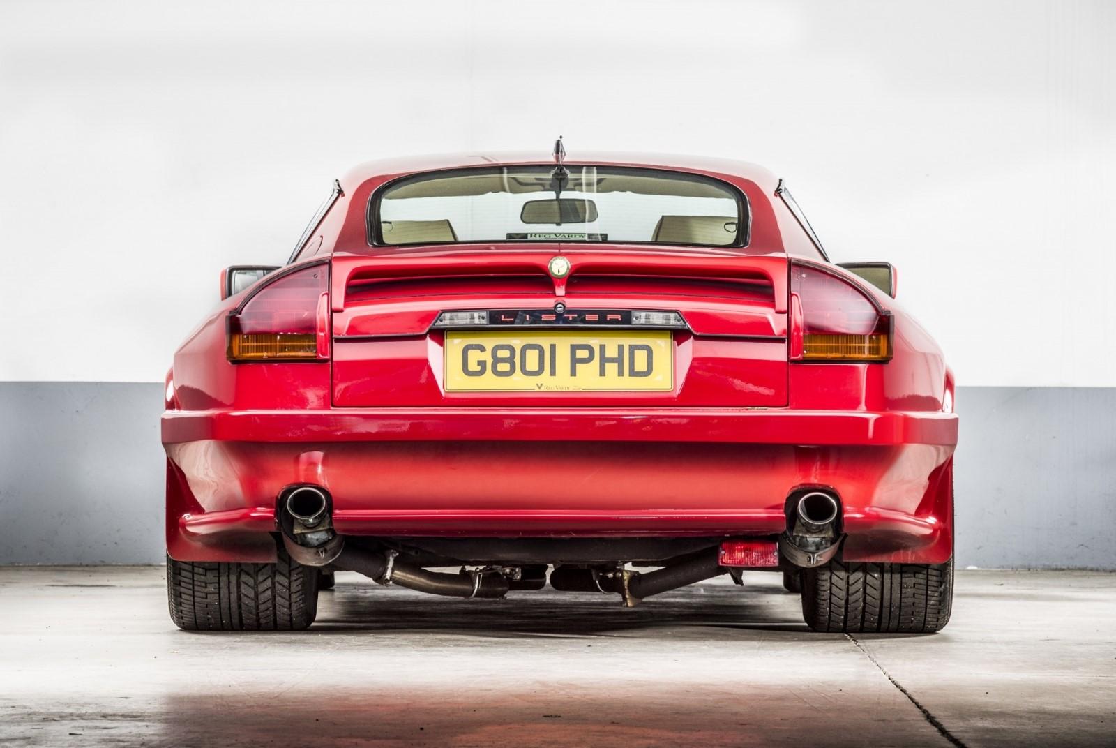 Lister Jaguar XJS 7.0 Le Mans Coupe for sale (4)