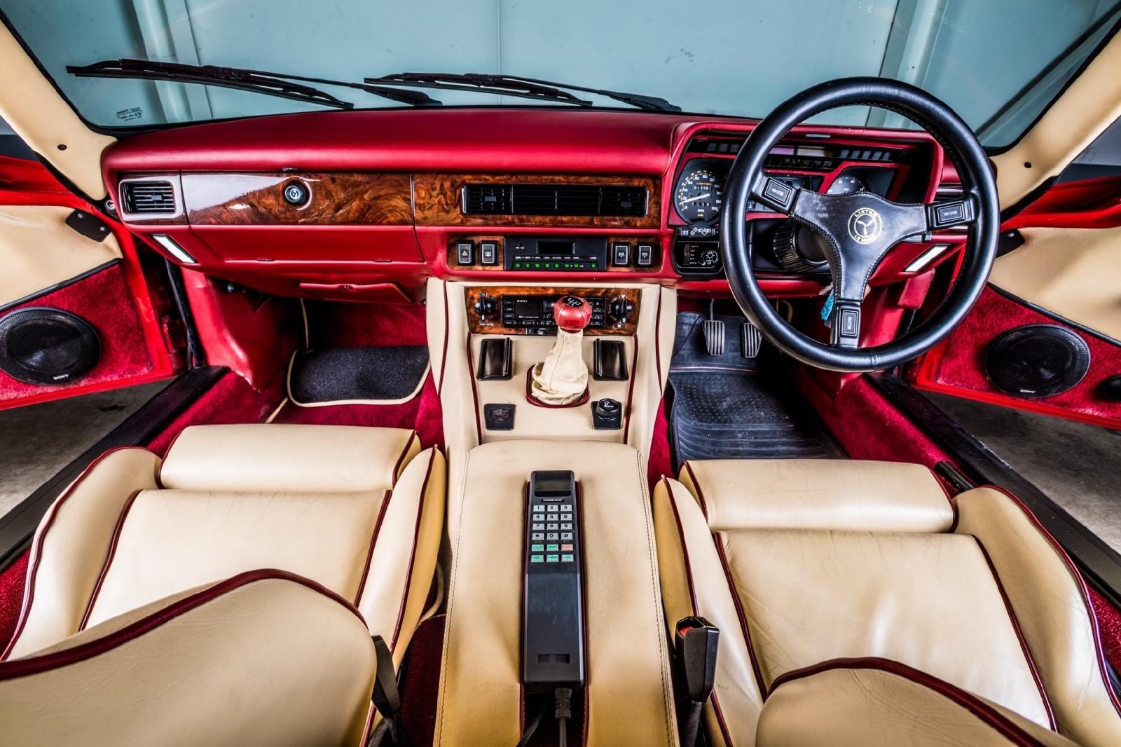 Lister Jaguar XJS 7.0 Le Mans Coupe for sale (7)