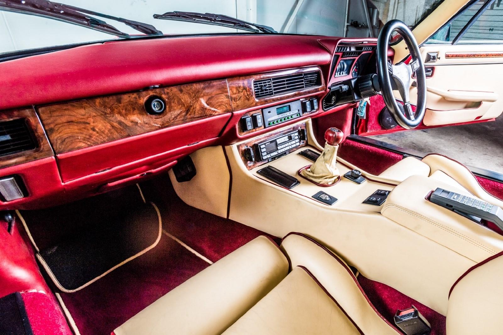 Lister Jaguar XJS 7.0 Le Mans Coupe for sale (8)