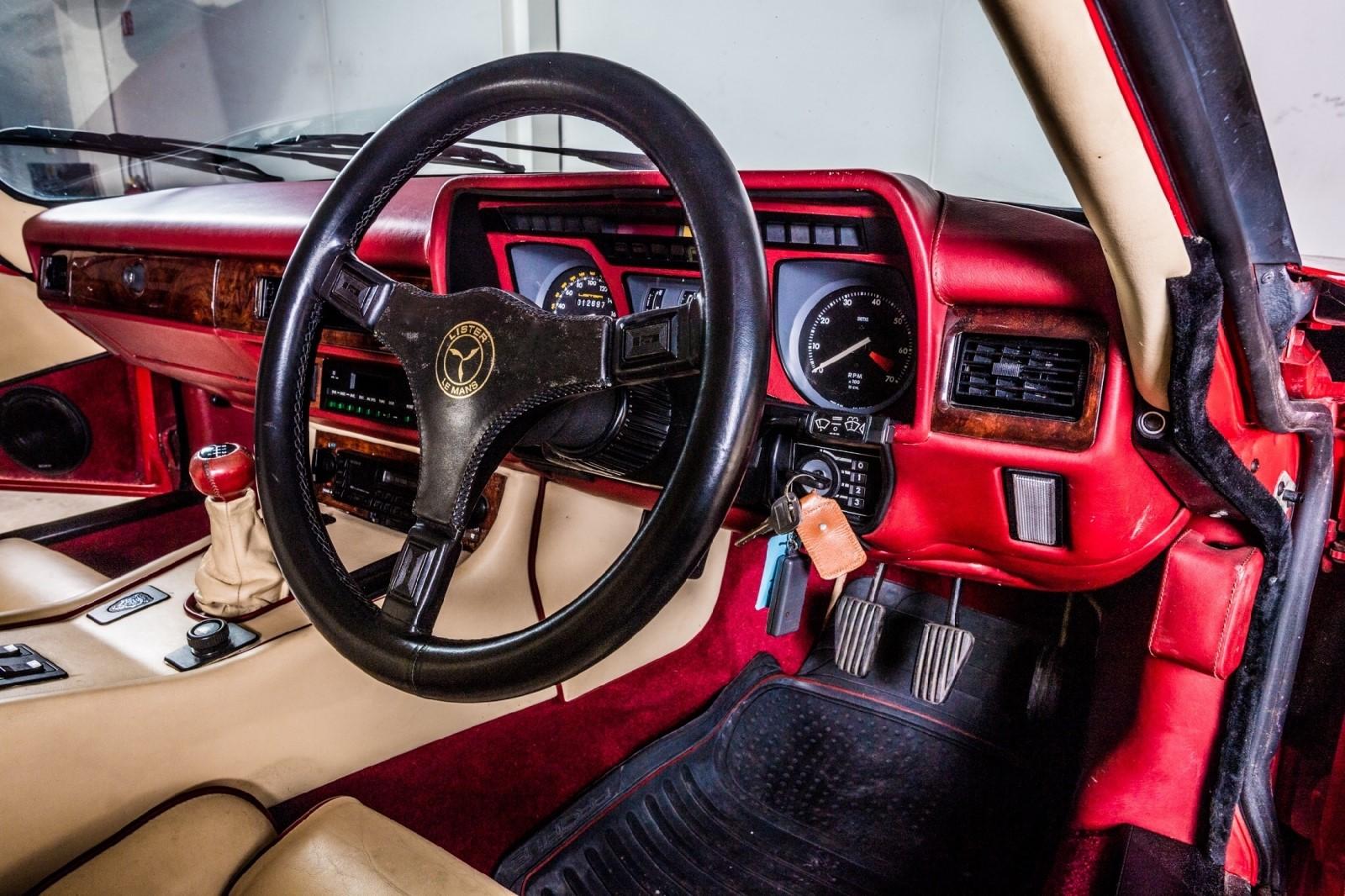 Lister Jaguar XJS 7.0 Le Mans Coupe for sale (9)