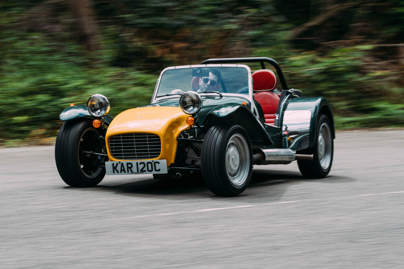 Historic Caterham Photoshoot.Longcross Test Track31st May 2017Images copyright Malcolm Griffiths07768 230706www.malcolm.gb.net
