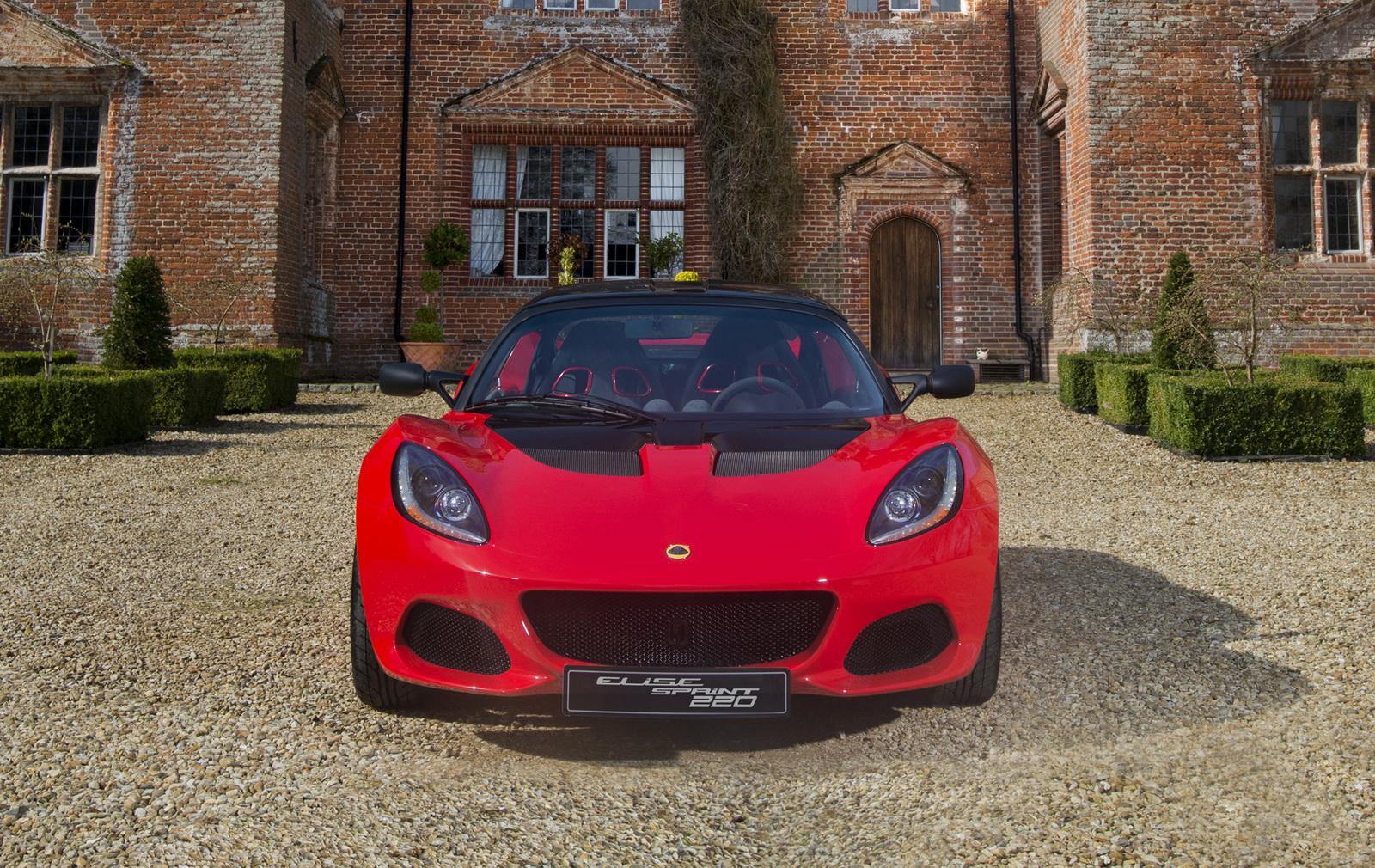 Lotus Elise Sprint (1)