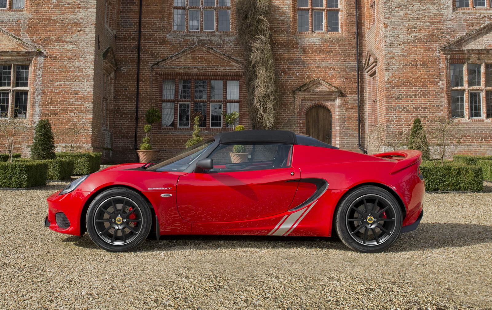 Lotus Elise Sprint (10)