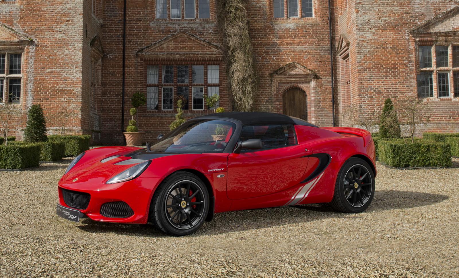 Lotus Elise Sprint (8)