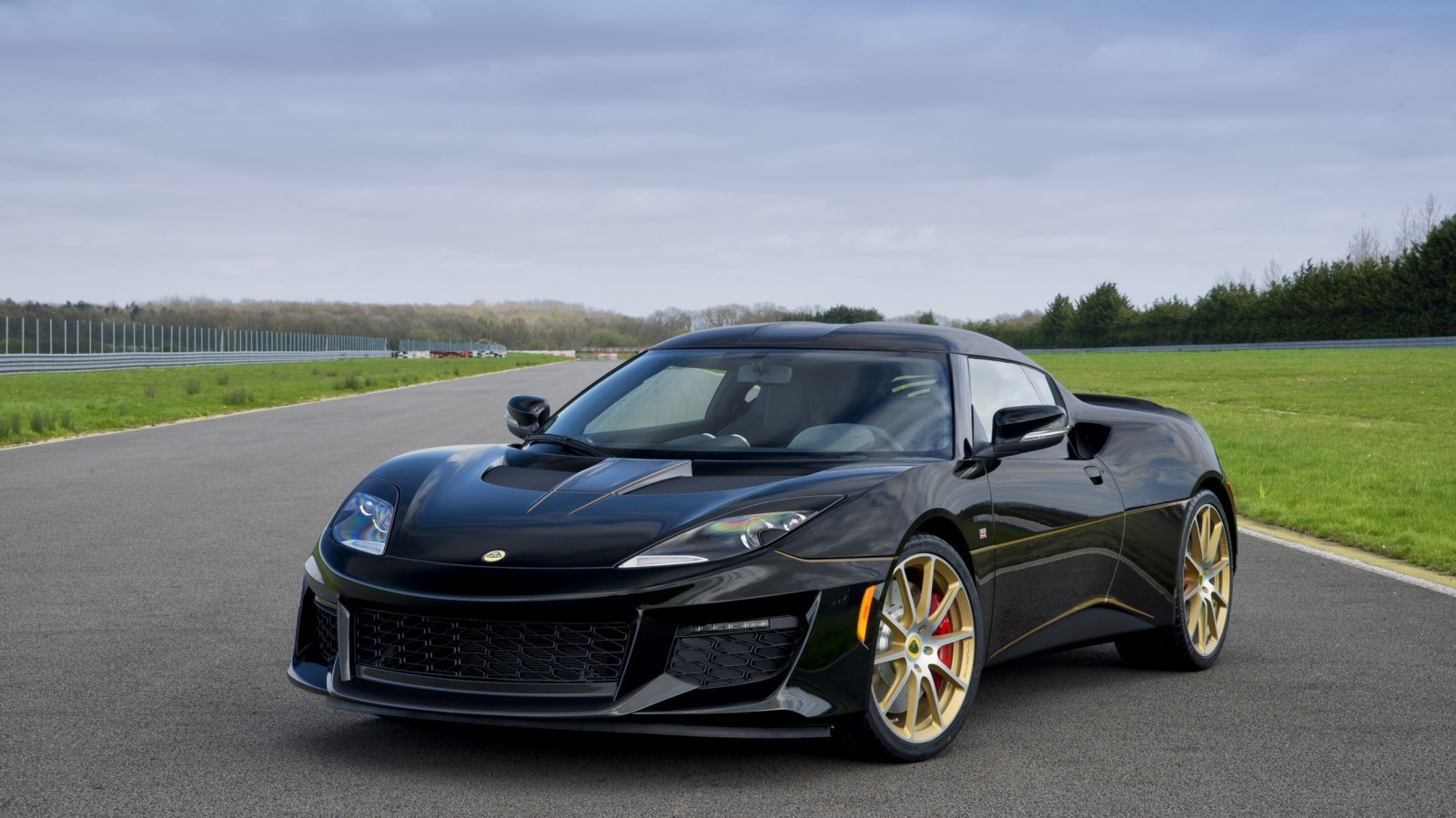 Lotus Evora Sport 410 GP Edition 1