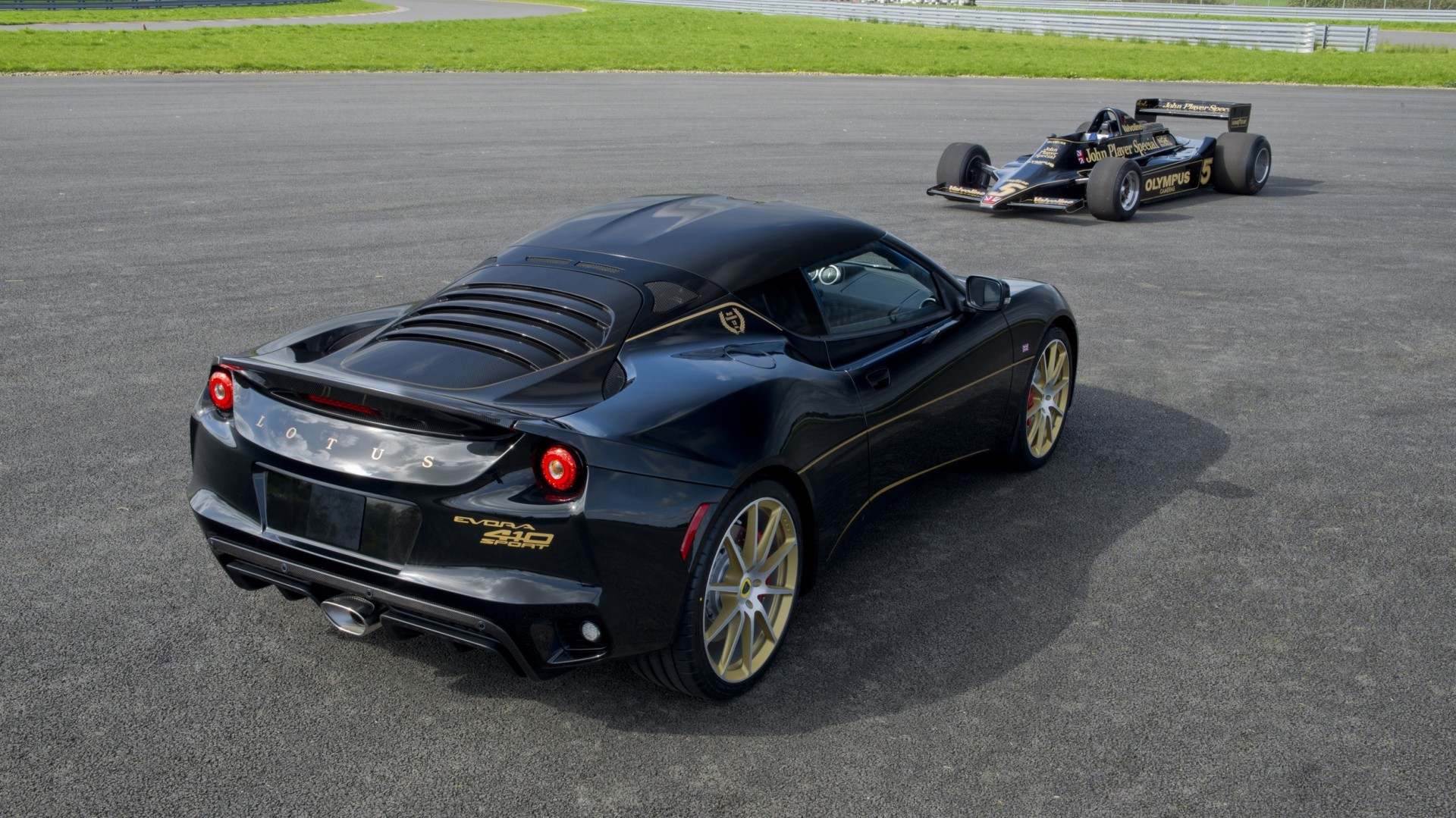 Lotus Evora Sport 410 GP Edition 2