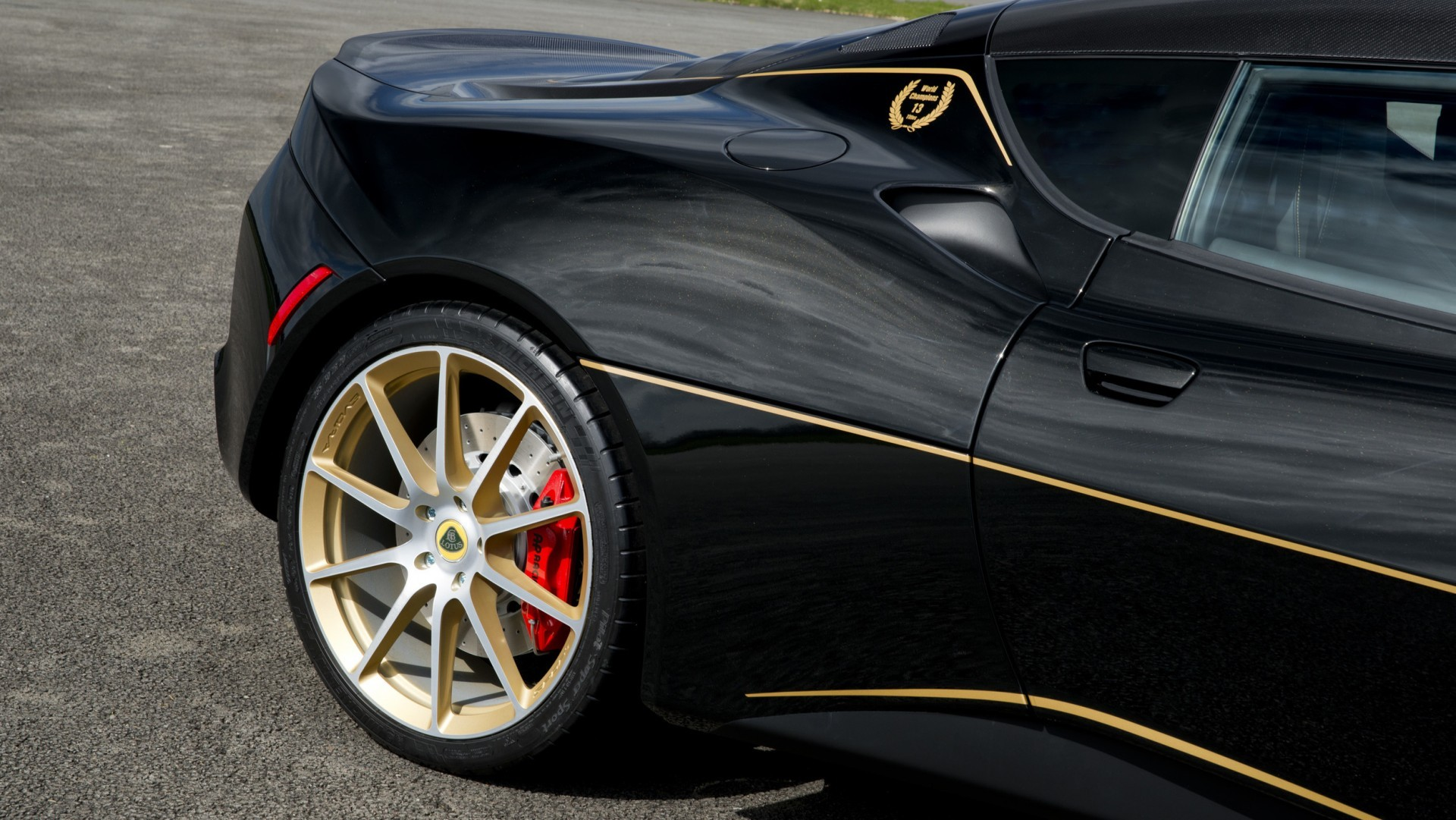 Lotus Evora Sport 410 GP Edition 4