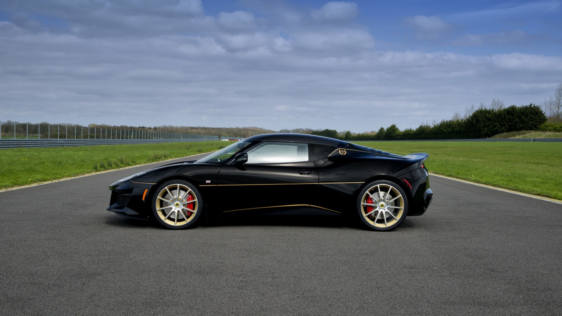 Lotus Evora Sport 410 GP Edition 5