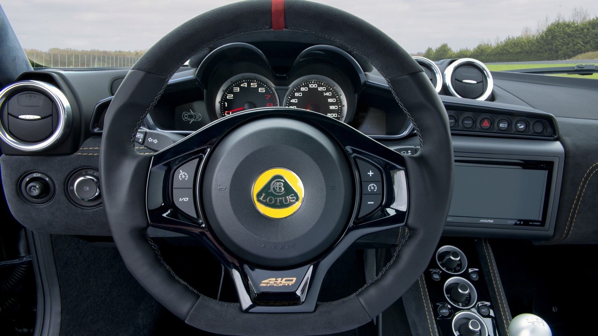 Lotus Evora Sport 410 GP Edition 6