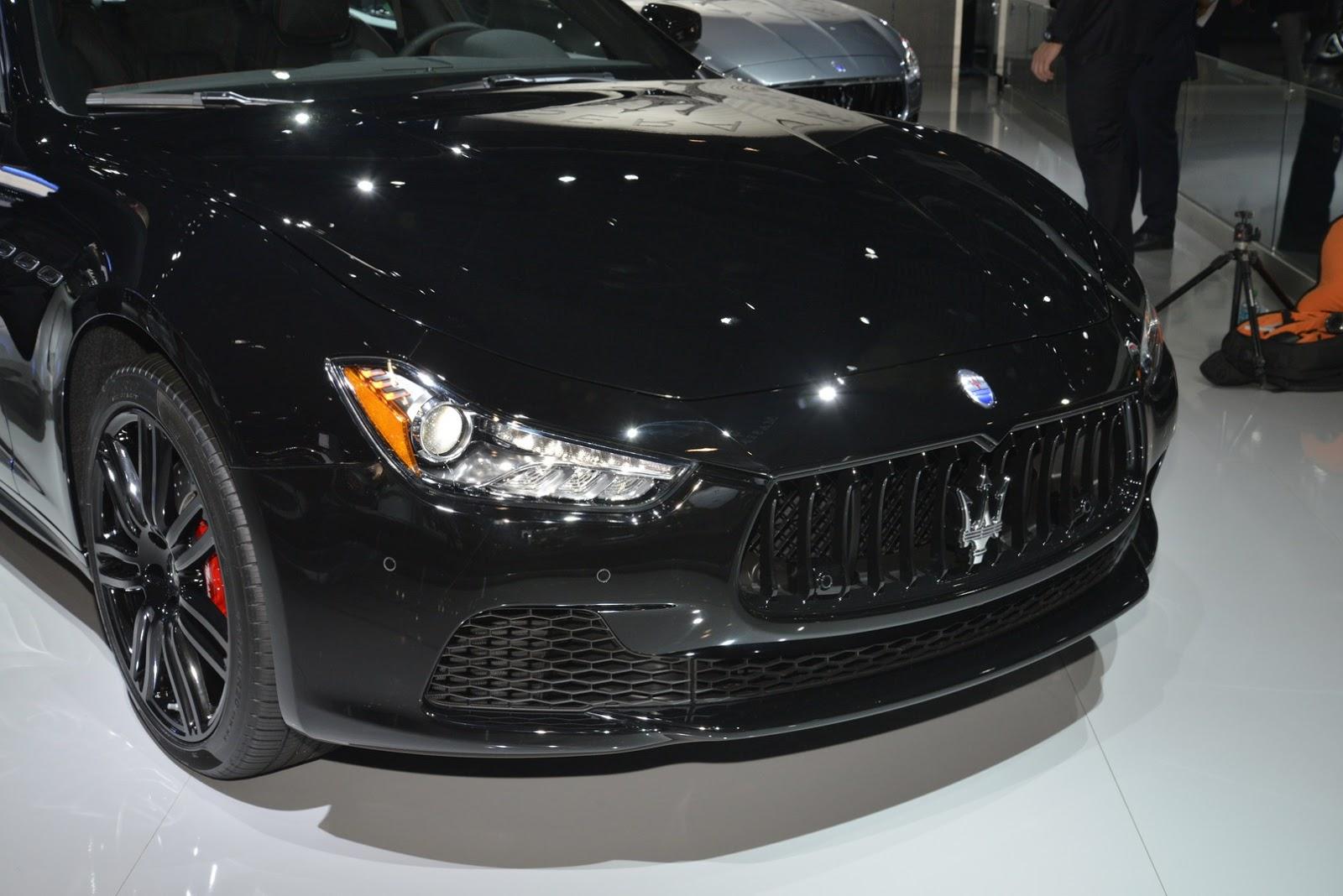 Maserati Ghibli Nerissimo (2)
