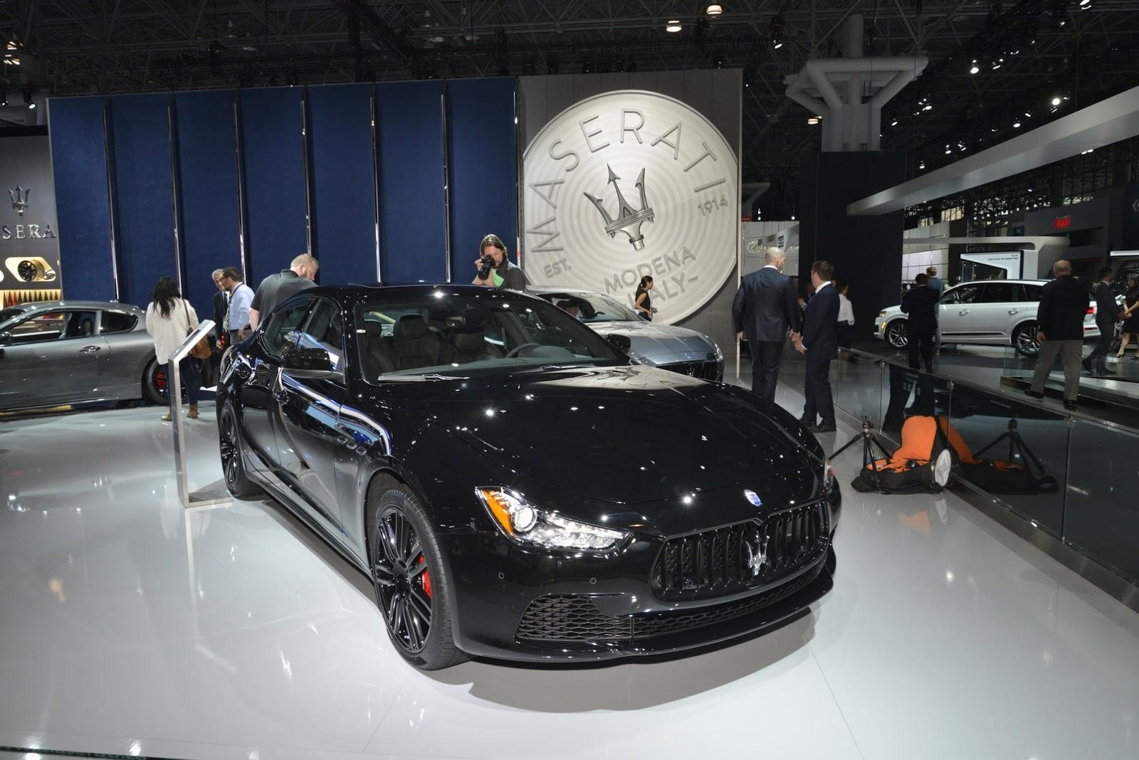 Maserati Ghibli Nerissimo (3)