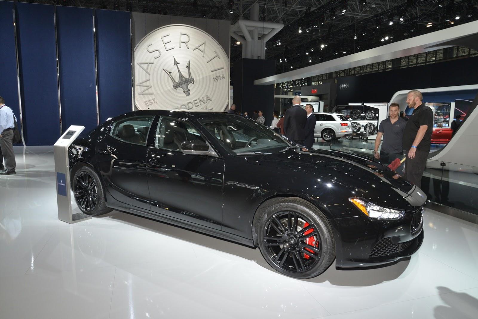 Maserati Ghibli Nerissimo (6)