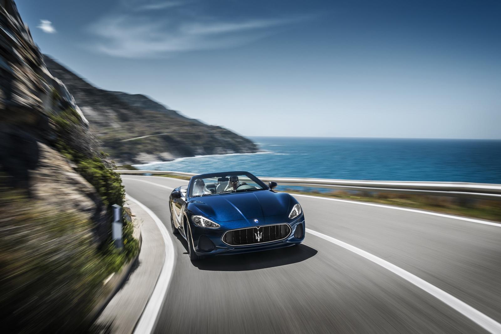 Maserati GranTurismo GranCabrio 2018 (14)