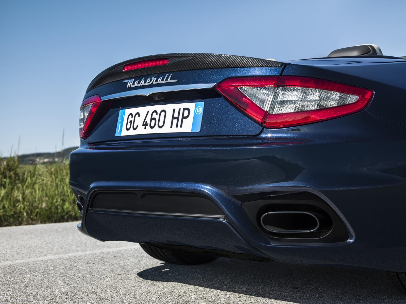 Maserati GranTurismo GranCabrio 2018 (19)
