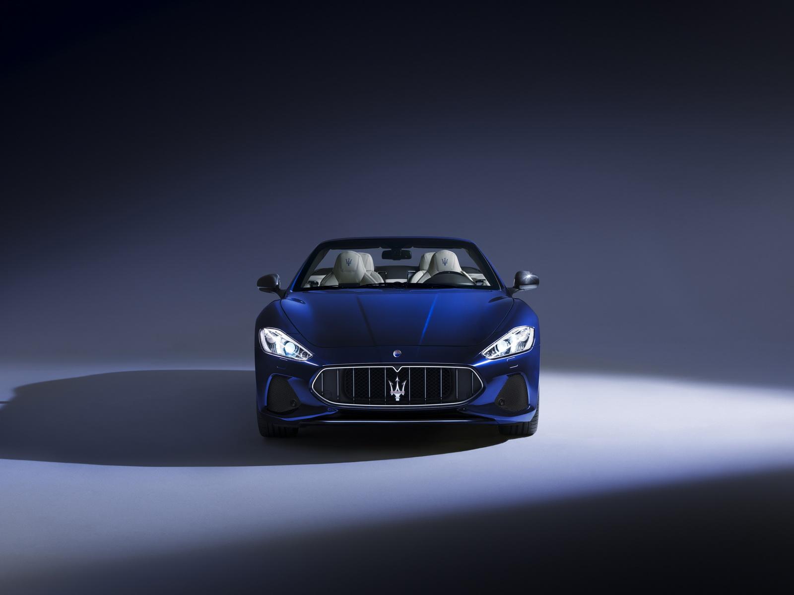 Maserati GranTurismo GranCabrio 2018 (20)