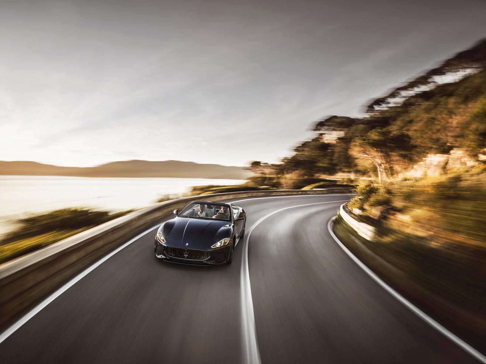 Maserati GranTurismo GranCabrio 2018 (28)