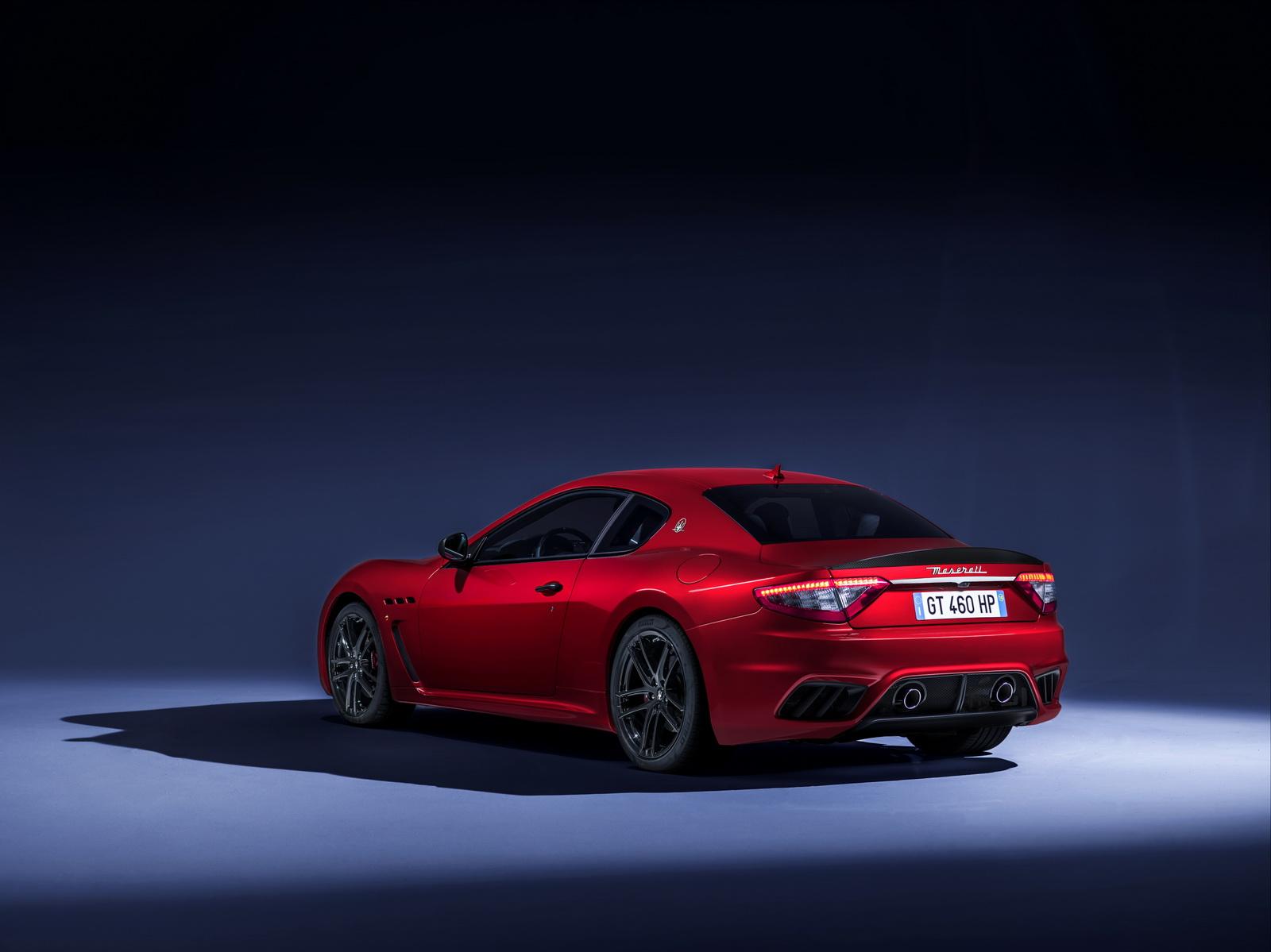 Maserati GranTurismo GranCabrio 2018 (32)
