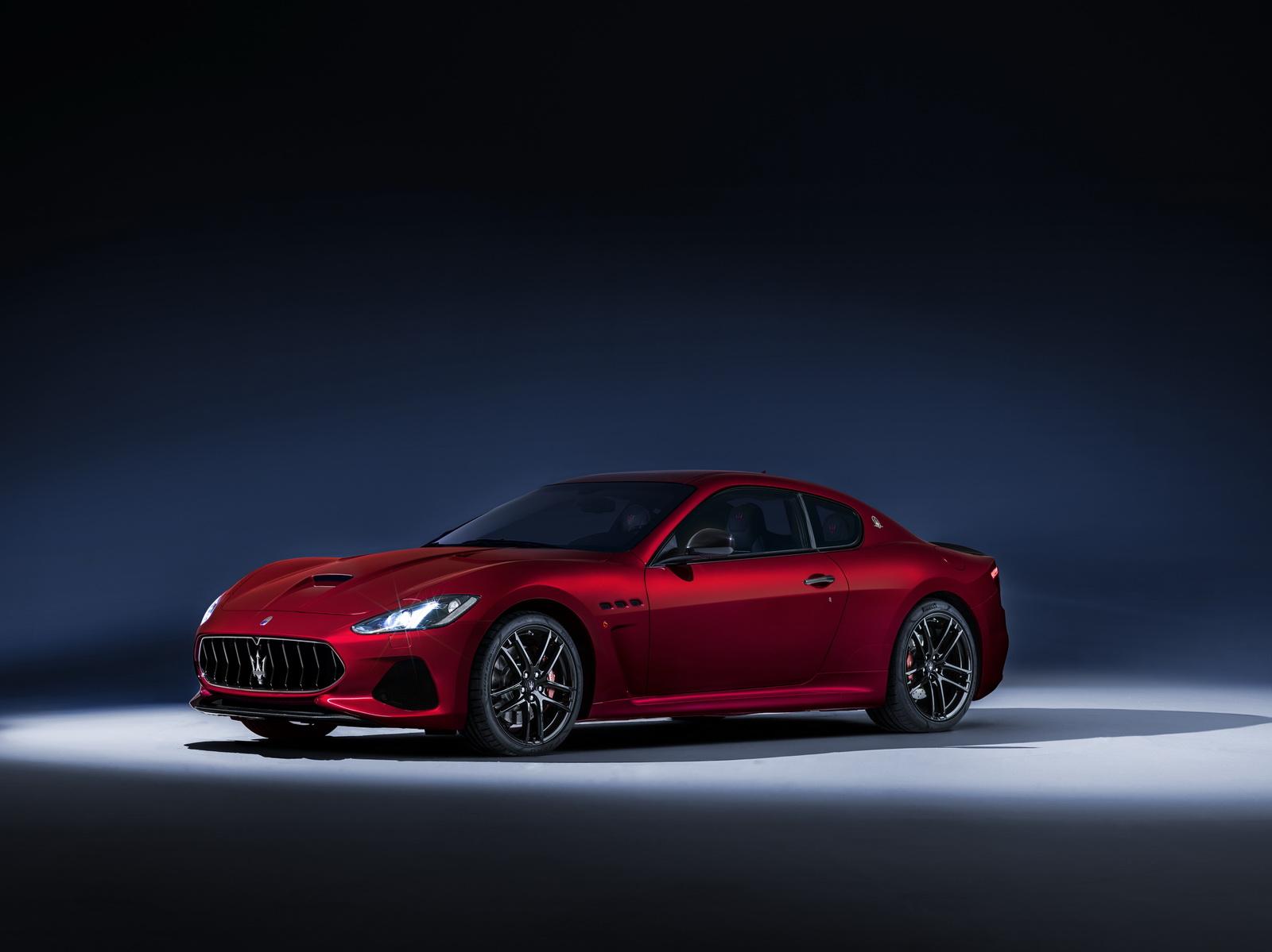 Maserati GranTurismo GranCabrio 2018 (33)