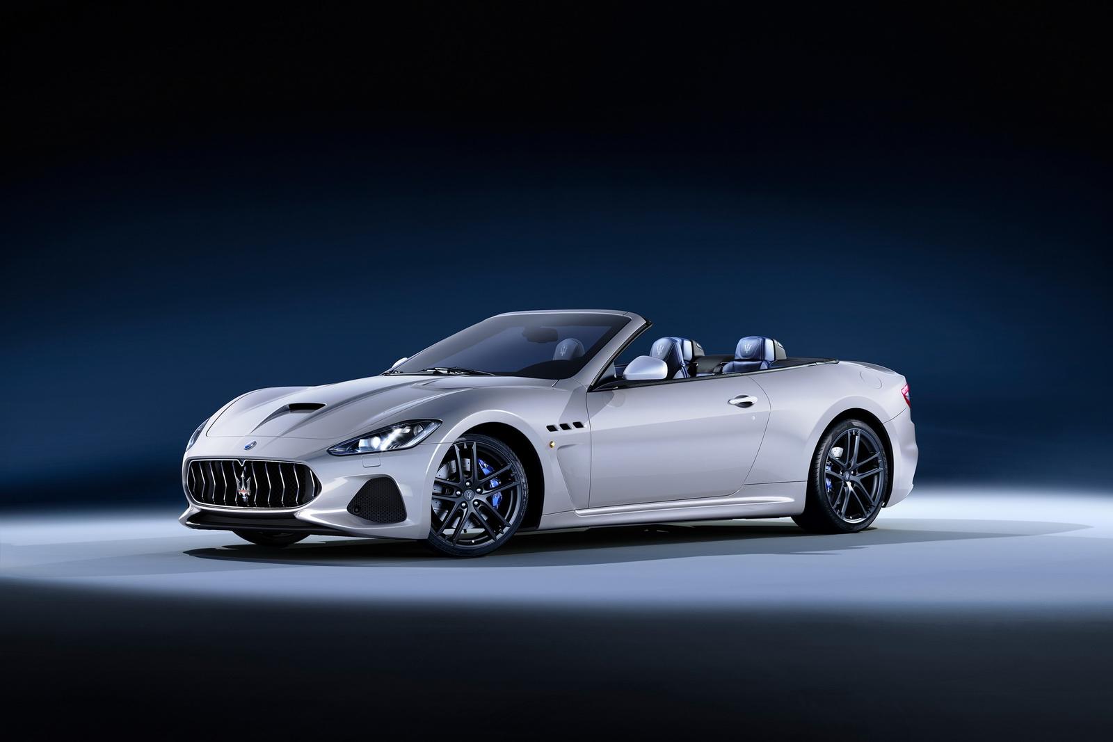 Maserati GranTurismo GranCabrio 2018 (7)