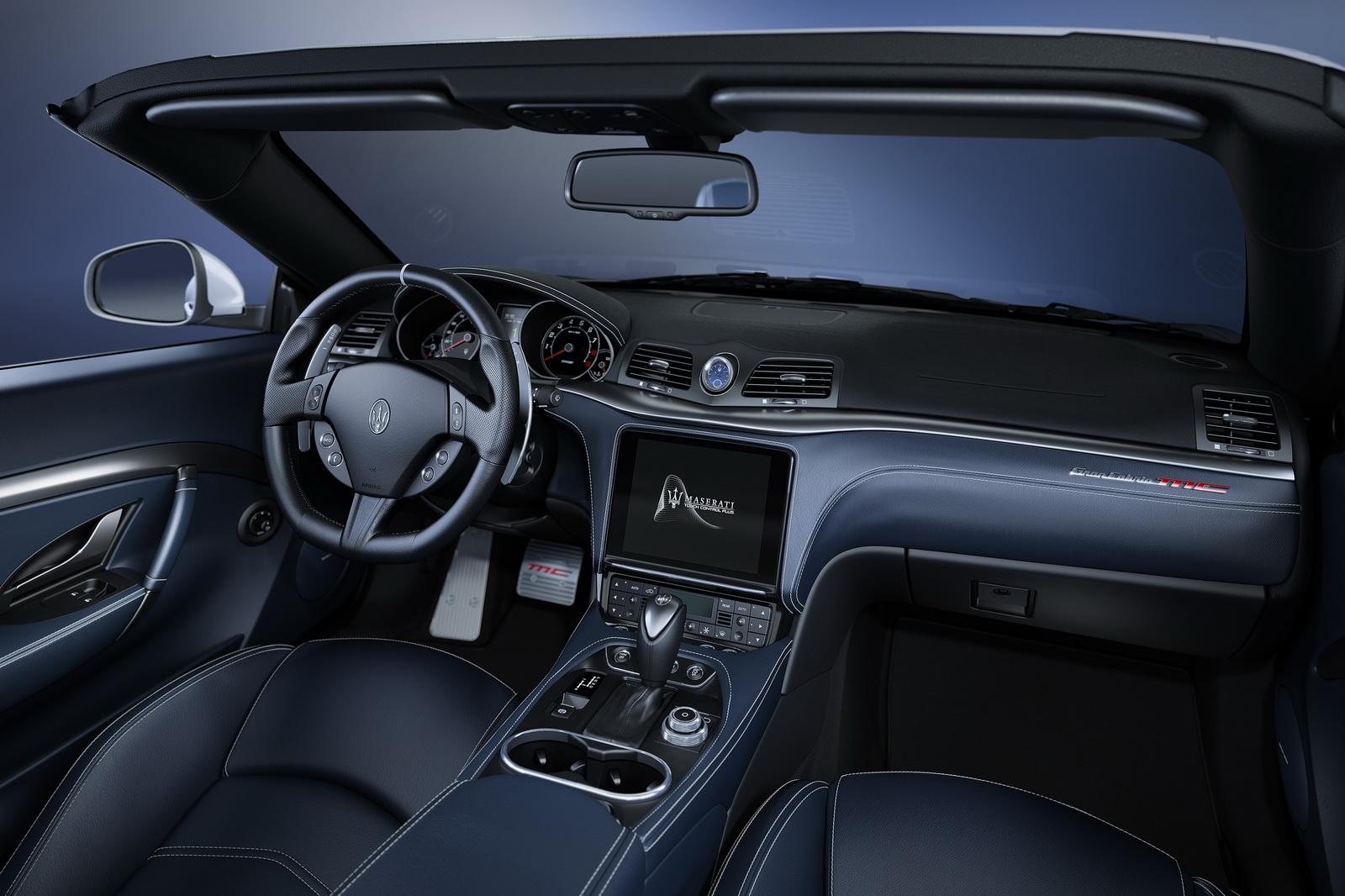 Maserati GranTurismo GranCabrio 2018 (8)