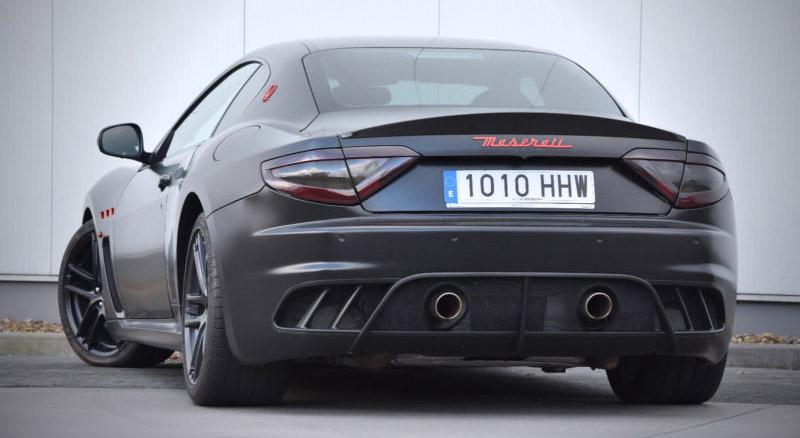 Maserati GranTurismo MC Stradale Lionel Messi (4)