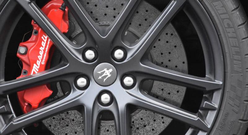 Maserati GranTurismo MC Stradale Lionel Messi (9)