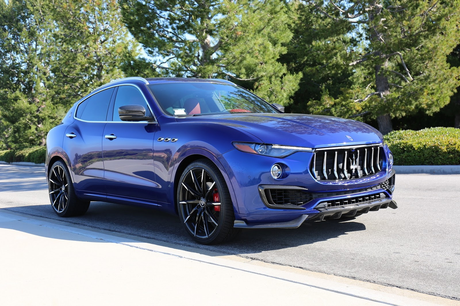 Maserati Levante by Larte Design (1)