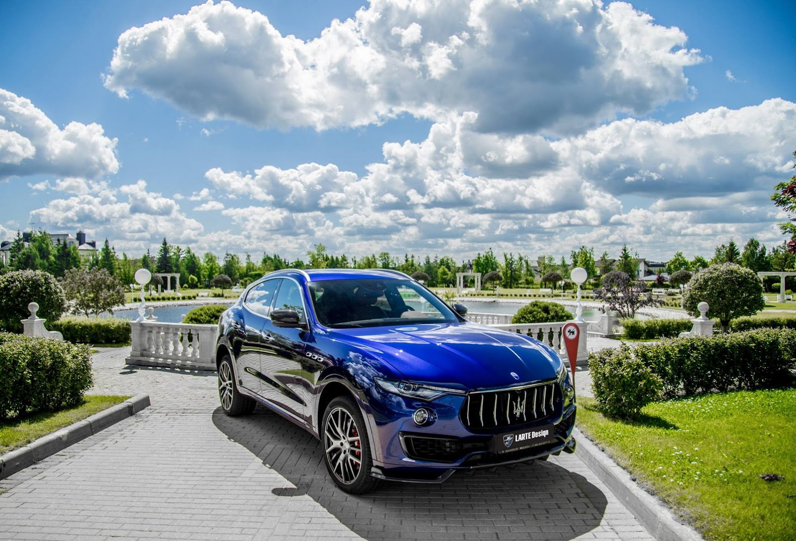 Maserati Levante by Larte Design (10)