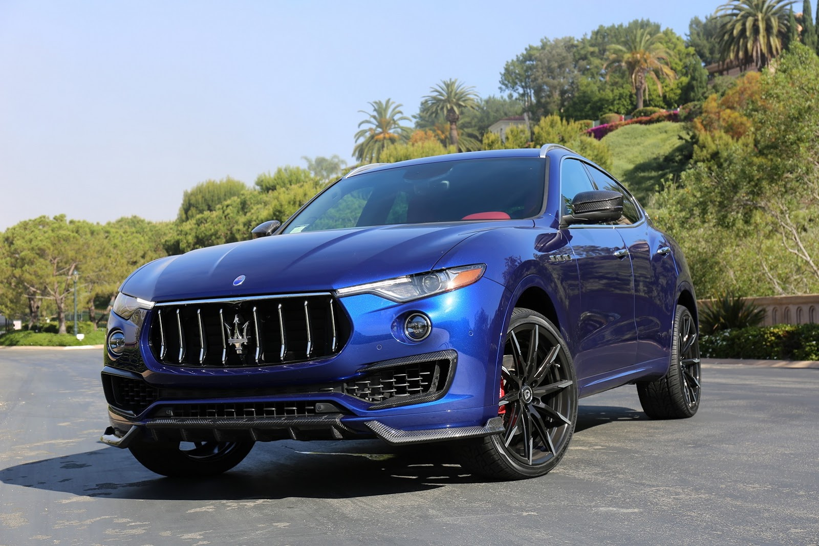 Maserati Levante by Larte Design (4)