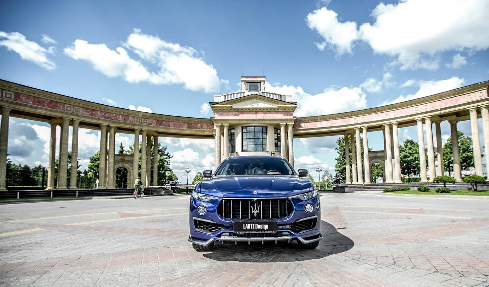 Maserati Levante by Larte Design (5)