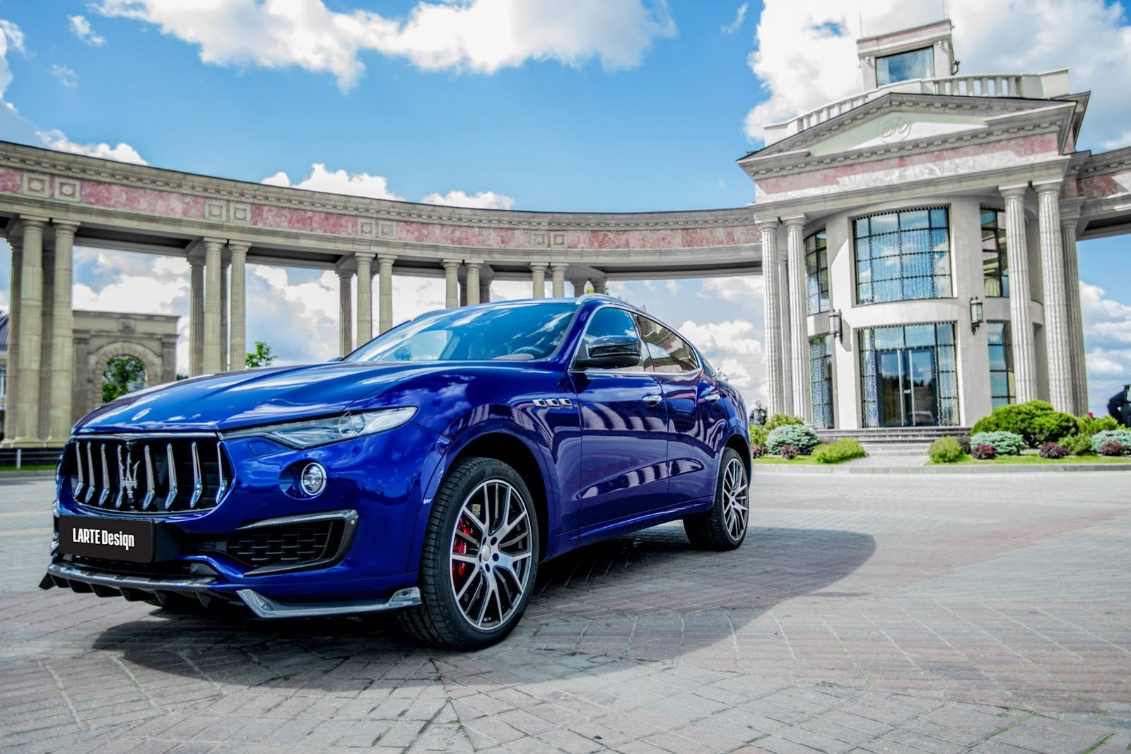 Maserati Levante by Larte Design (6)