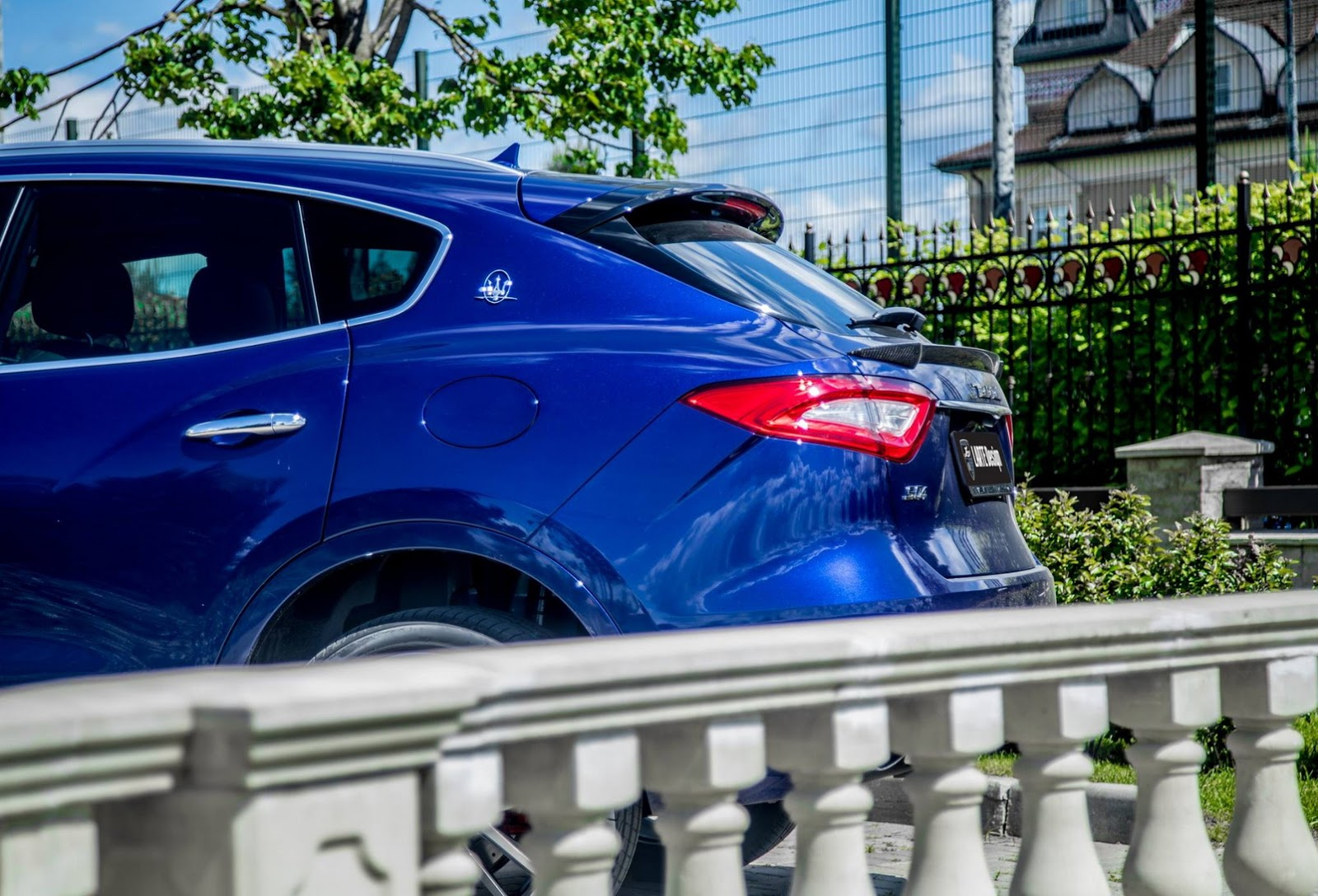 Maserati Levante by Larte Design (8)