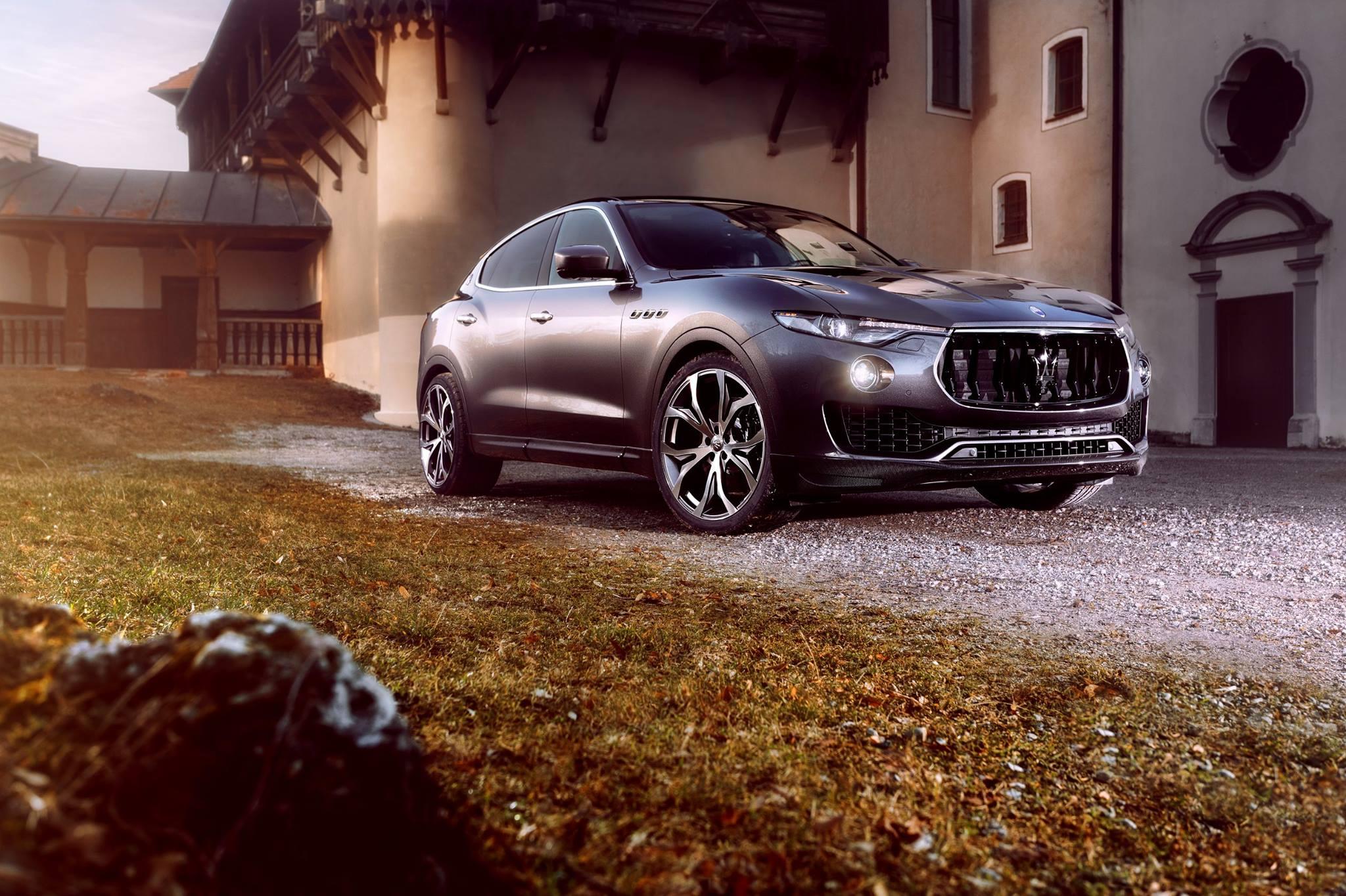 Maserati Levante by Novitec (1)