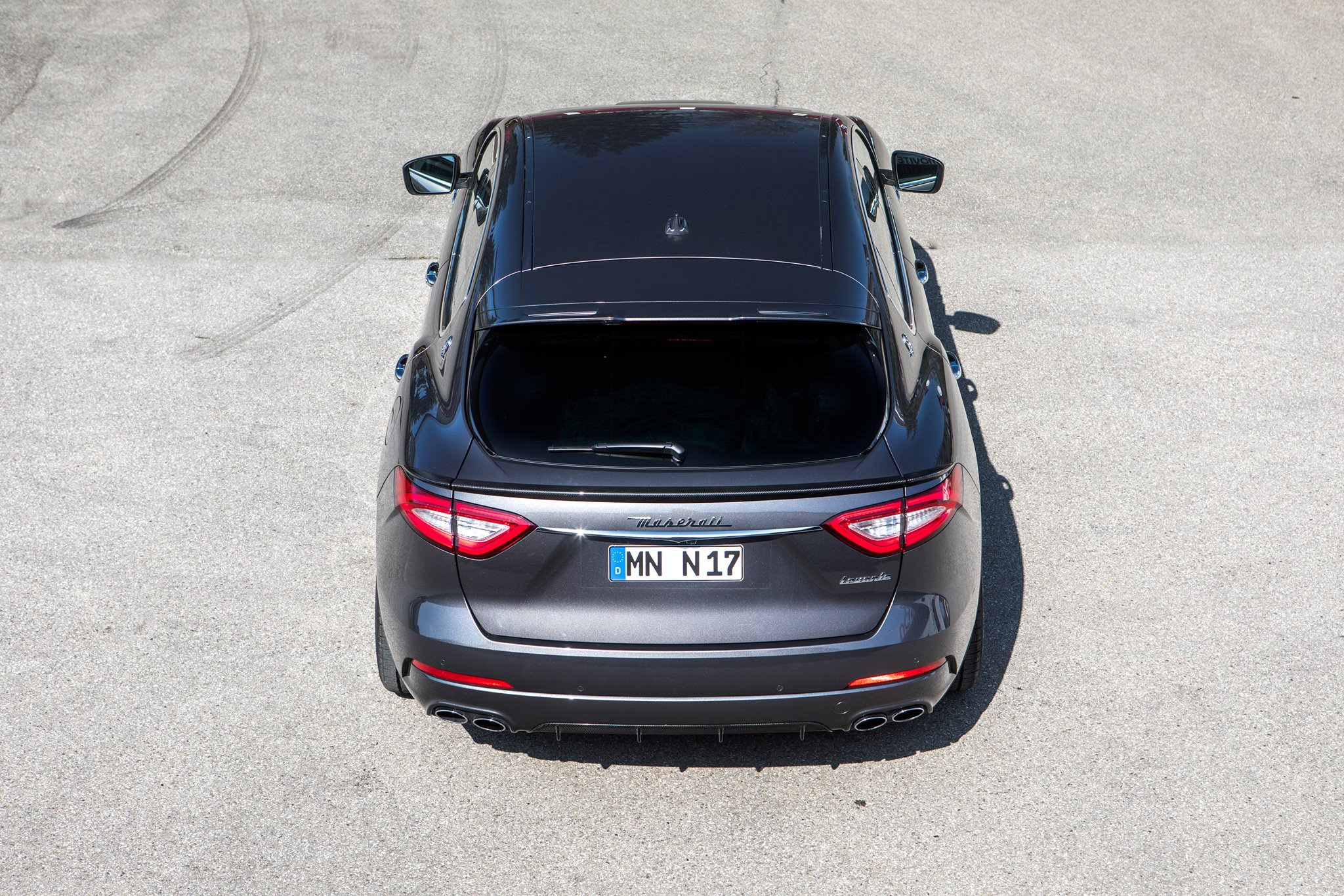Maserati Levante by Novitec (16)
