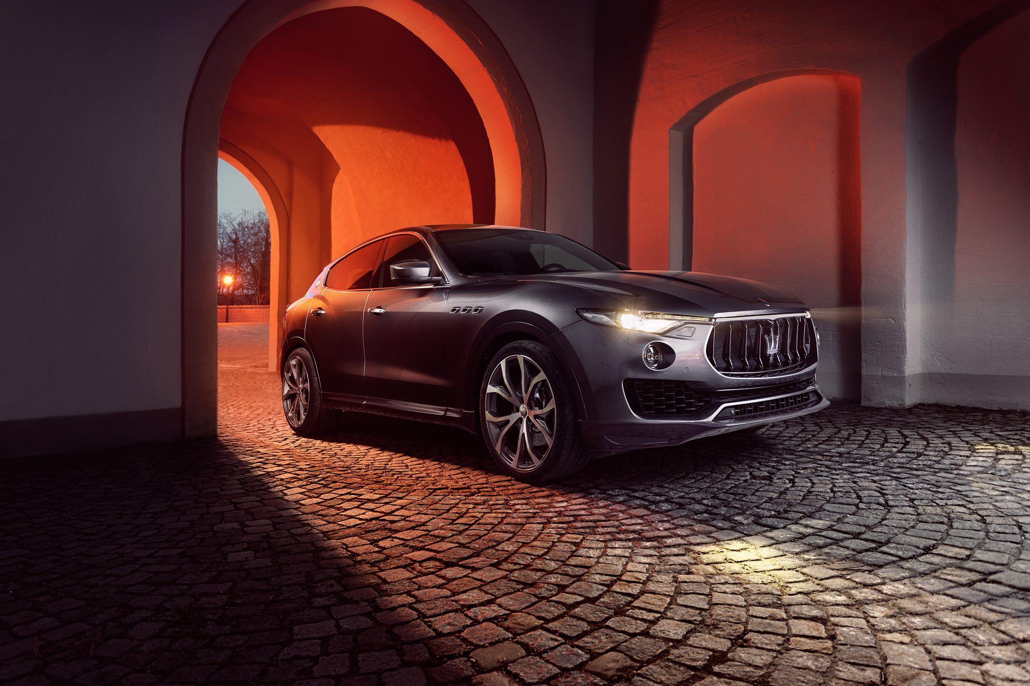 Maserati Levante by Novitec (2)