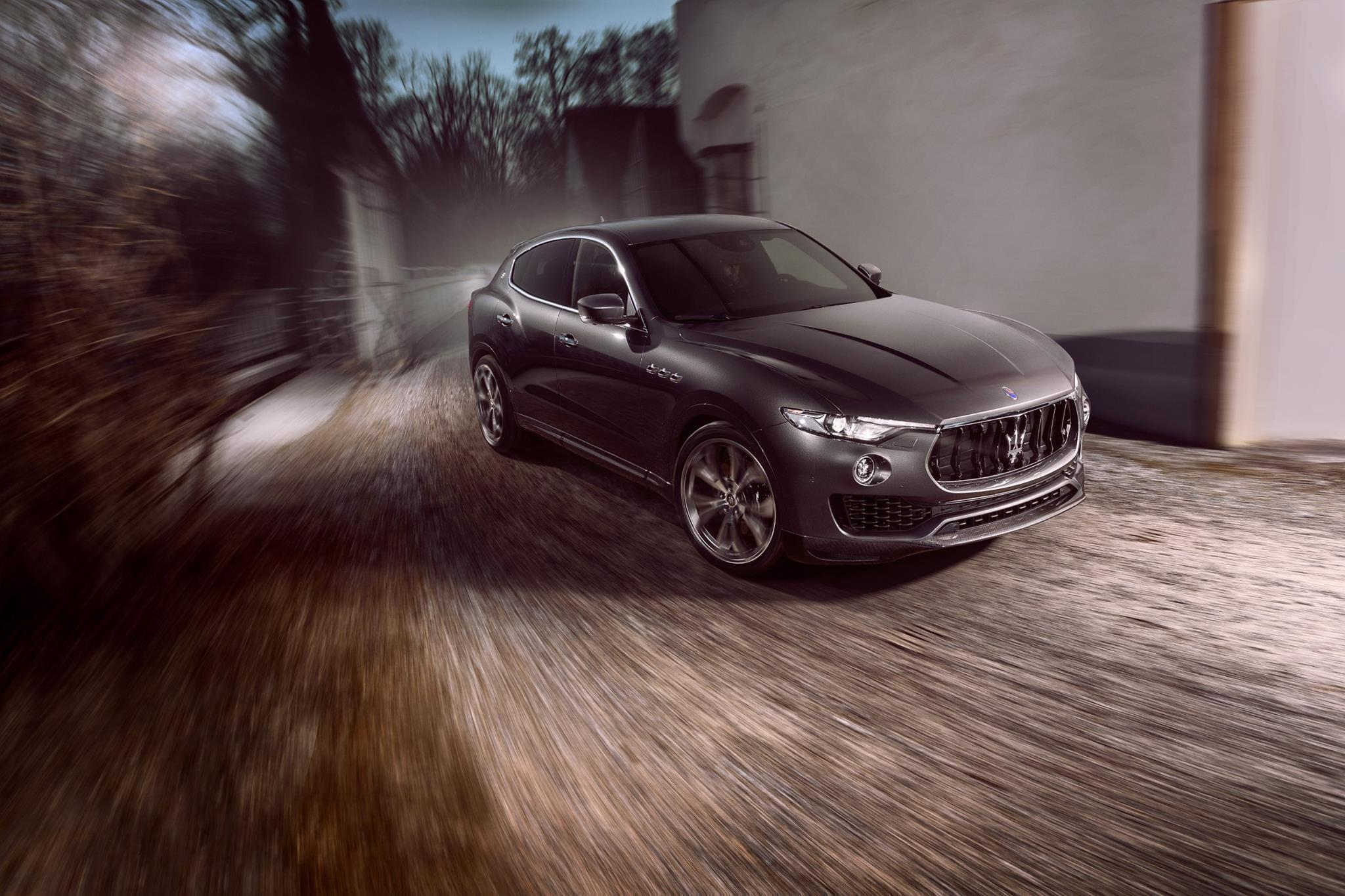 Maserati Levante by Novitec (3)