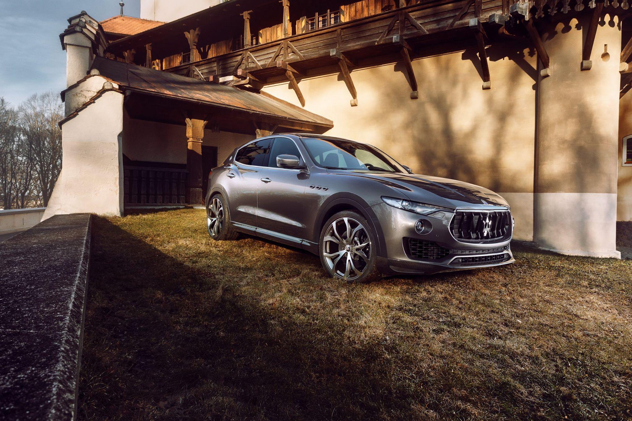 Maserati Levante by Novitec (4)