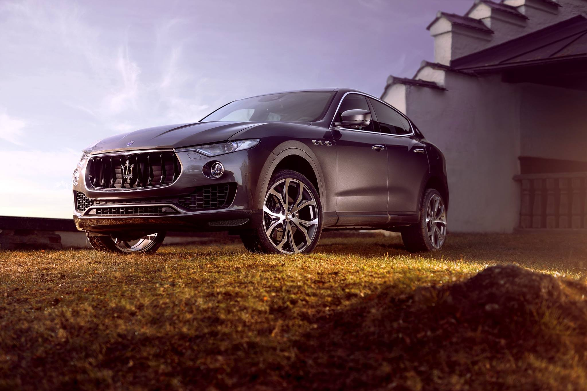 Maserati Levante by Novitec (8)