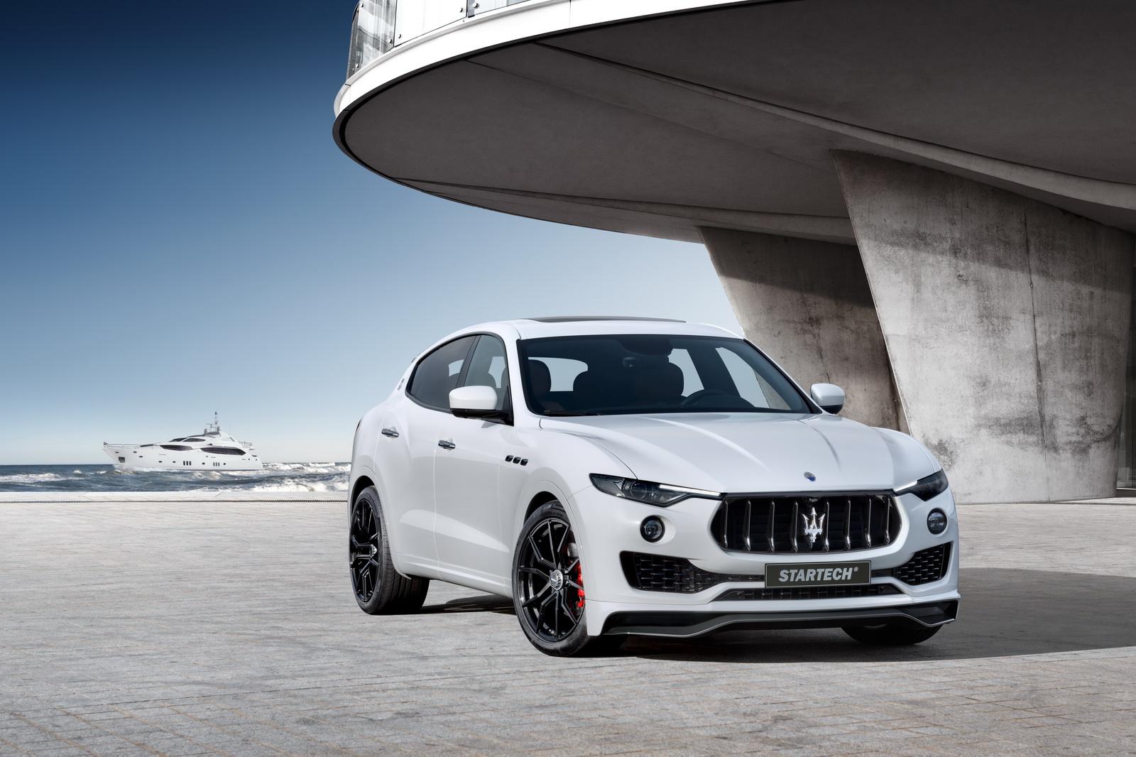 Maserati Levante by Startech (1)