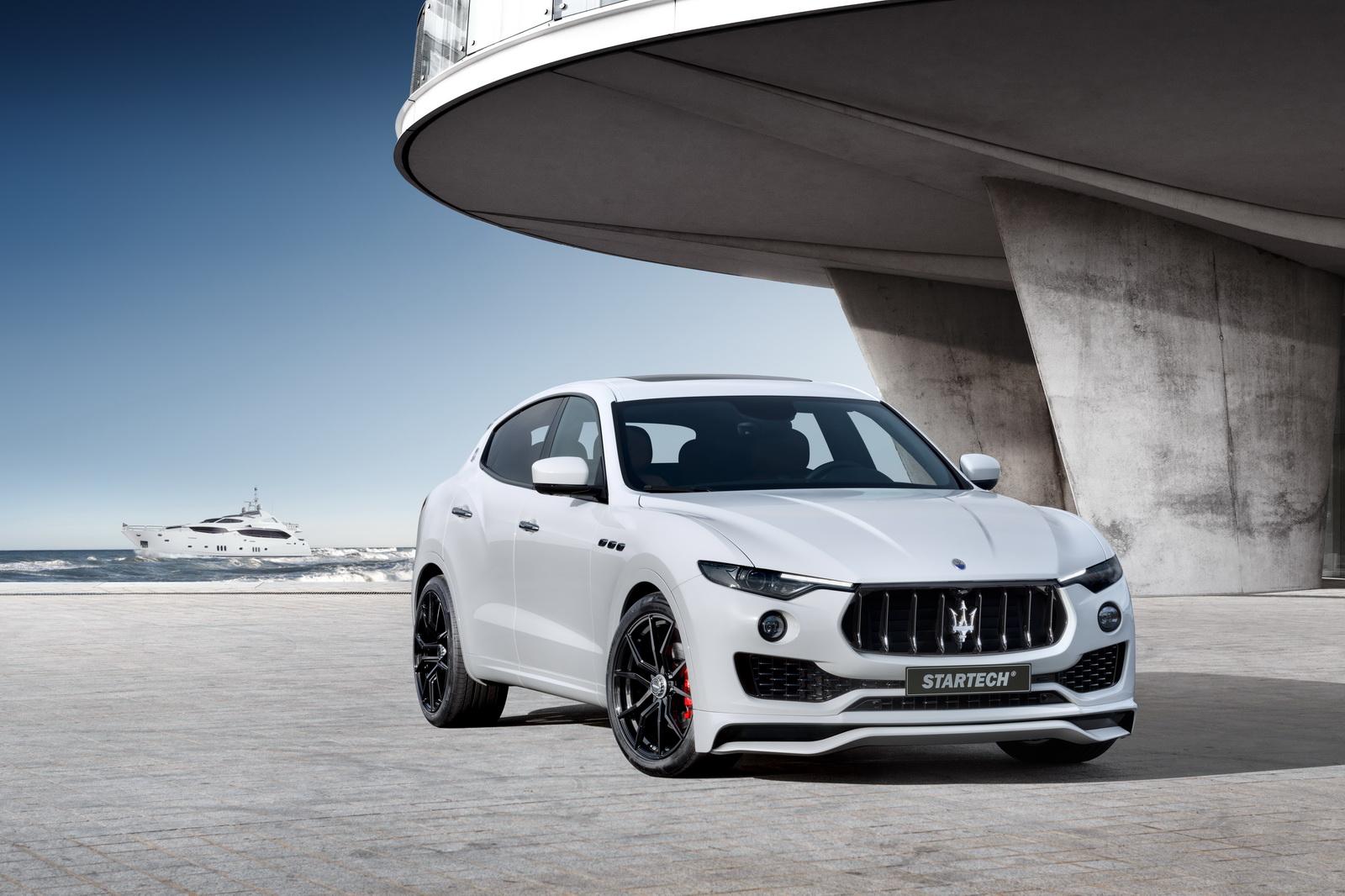 Maserati Levante by Startech (2)